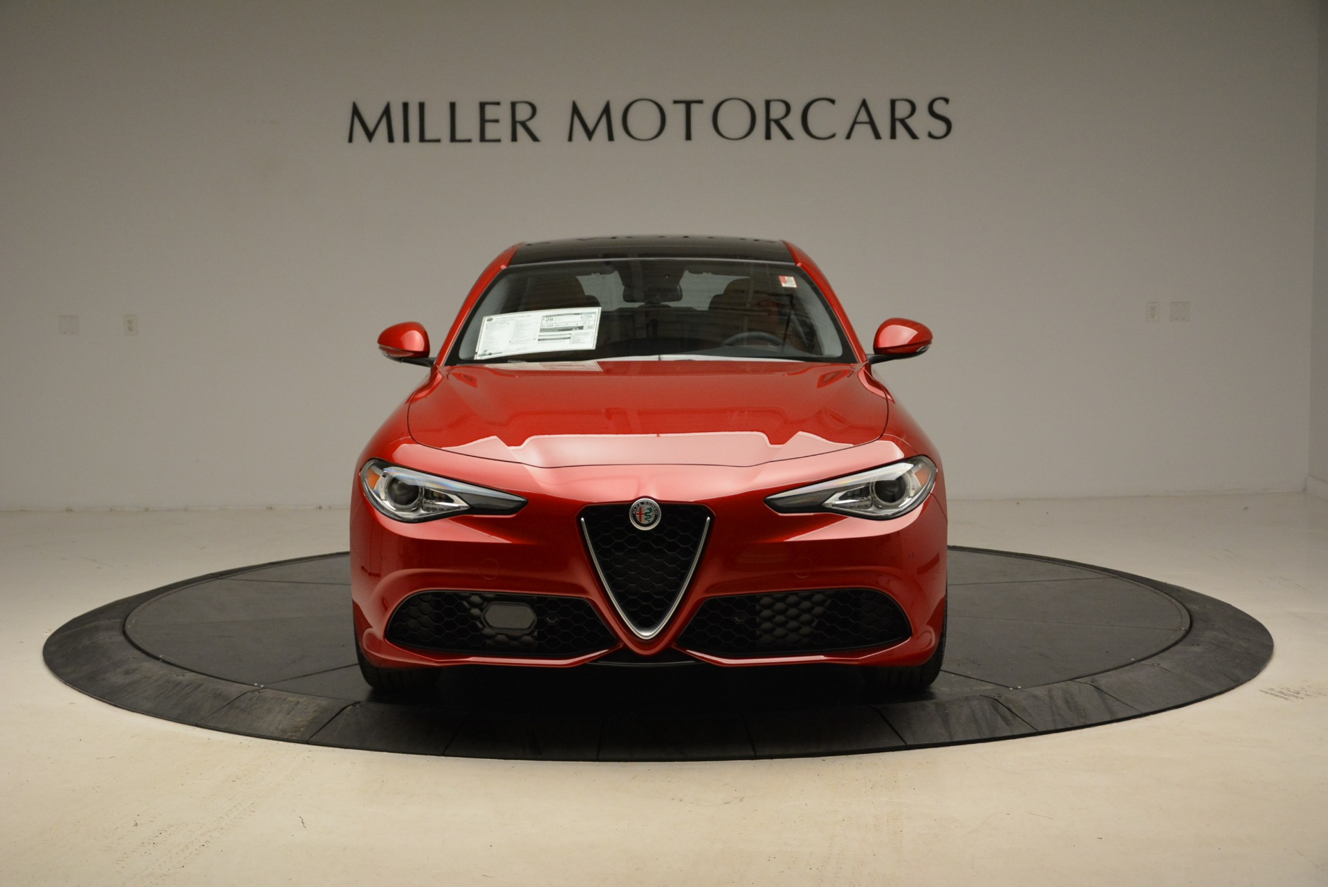 New 2018 Alfa Romeo Giulia Ti Sport Q4 For Sale In Greenwich, CT. Alfa Romeo of Greenwich, L365 2126_p12