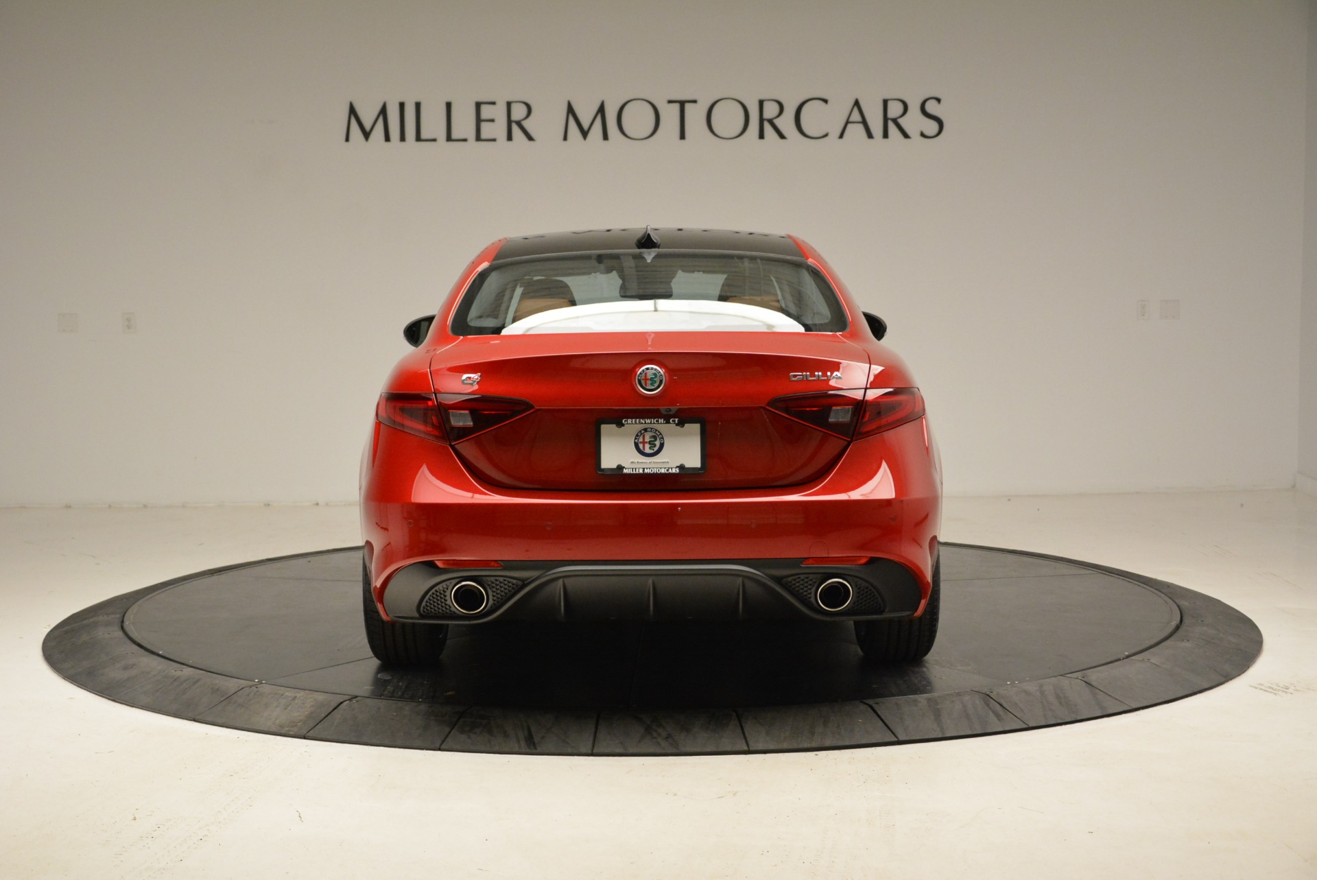 New 2018 Alfa Romeo Giulia Ti Sport Q4 For Sale In Greenwich, CT. Alfa Romeo of Greenwich, L365 2126_p6