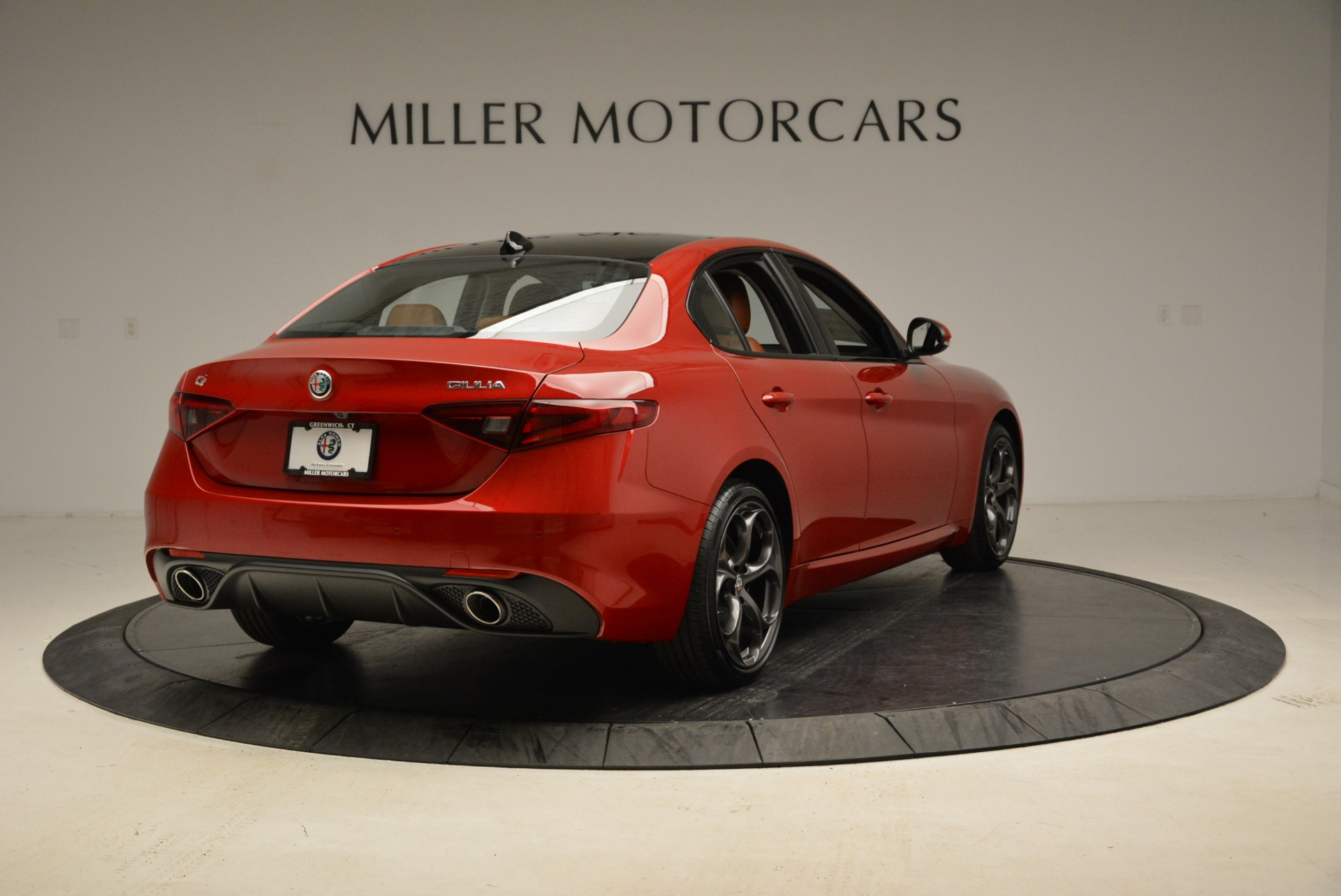 New 2018 Alfa Romeo Giulia Ti Sport Q4 For Sale In Greenwich, CT. Alfa Romeo of Greenwich, L365 2126_p7