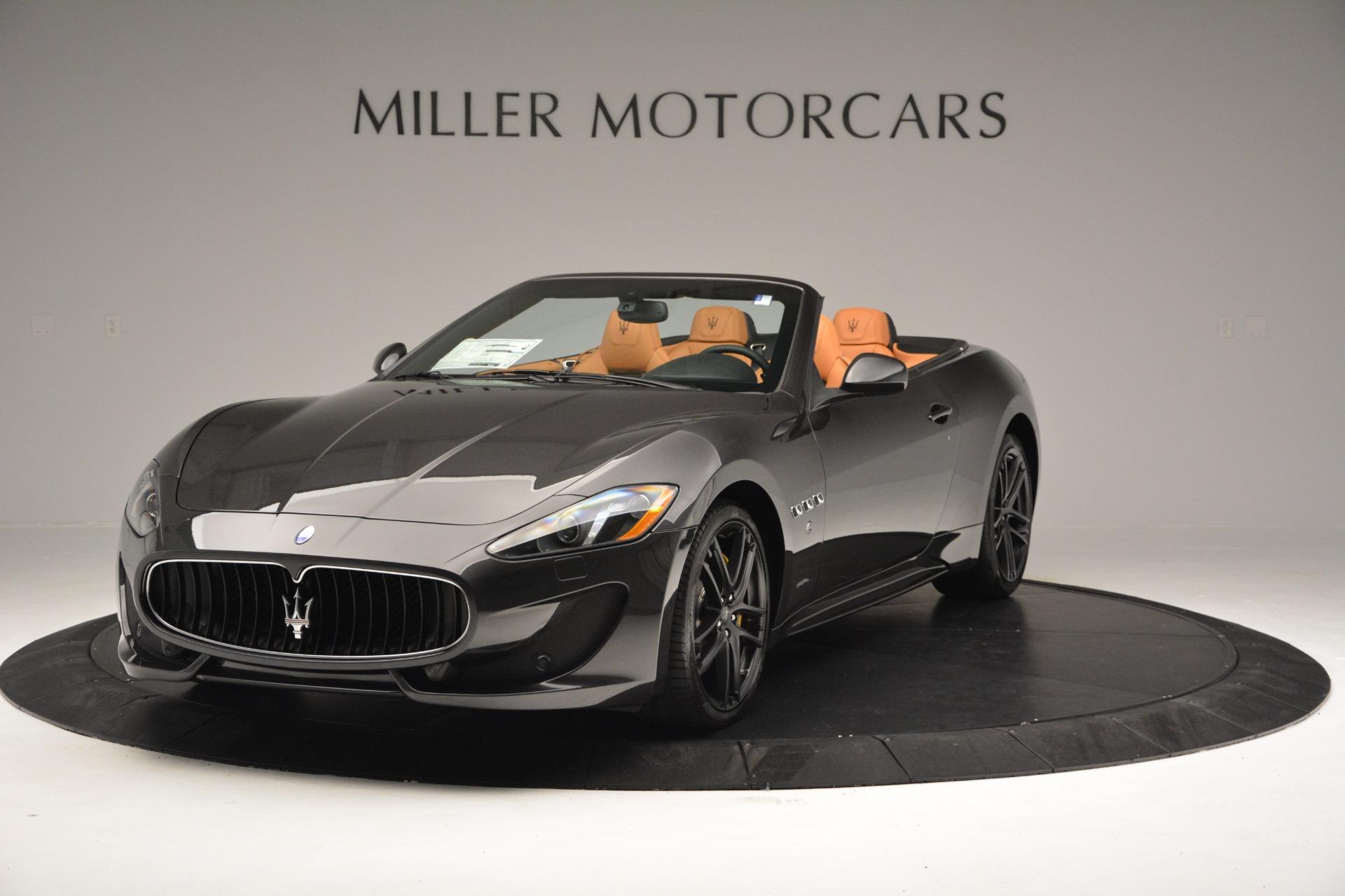 Used 2015 Maserati GranTurismo Sport Convertible For Sale In Greenwich, CT. Alfa Romeo of Greenwich, 7341 2129_main