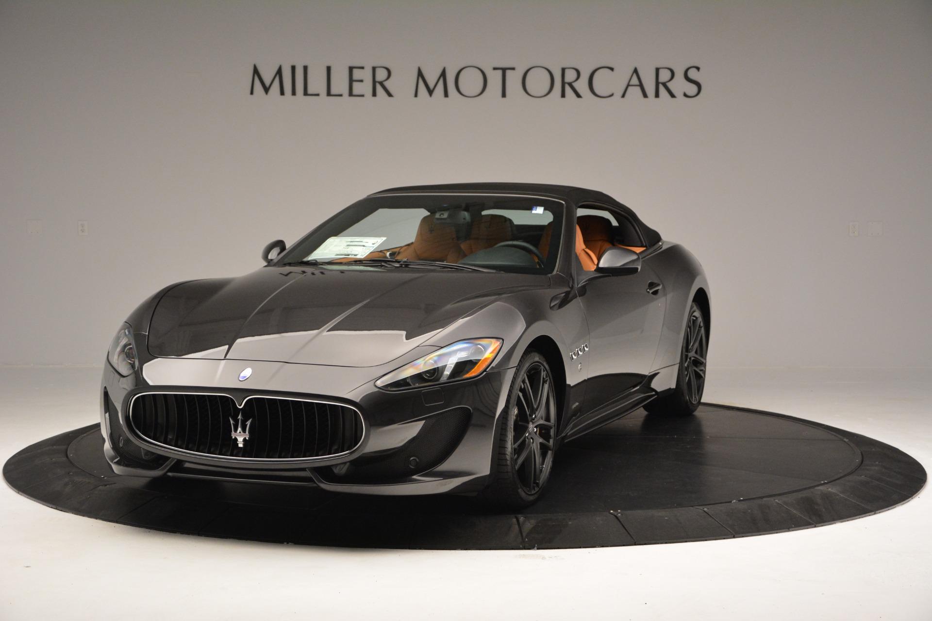 Used 2015 Maserati GranTurismo Sport Convertible For Sale In Greenwich, CT. Alfa Romeo of Greenwich, 7341 2129_p14