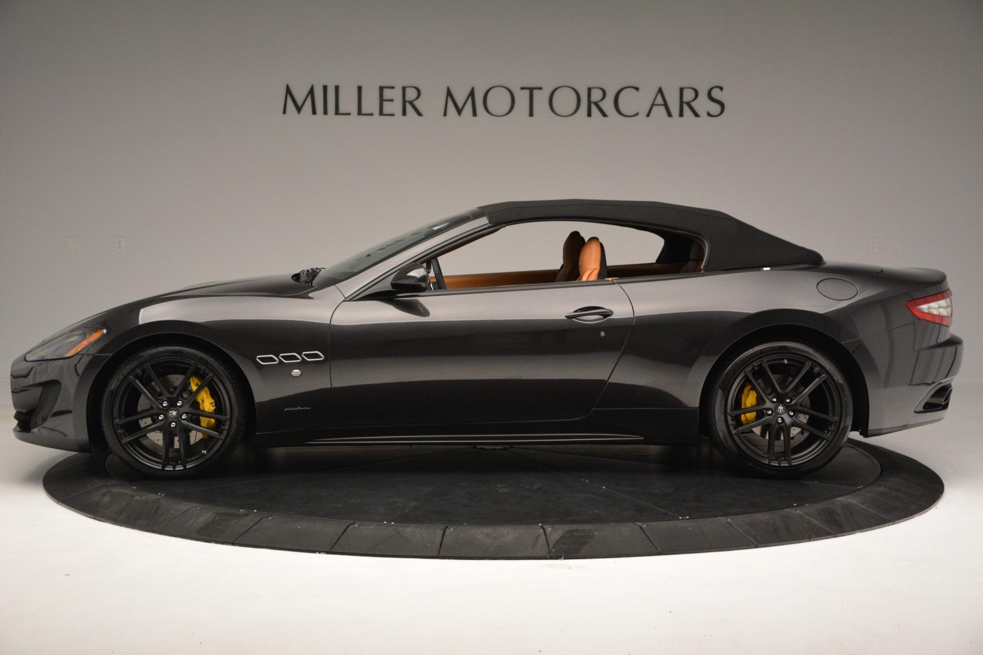 Used 2015 Maserati GranTurismo Sport Convertible For Sale In Greenwich, CT. Alfa Romeo of Greenwich, 7341 2129_p16