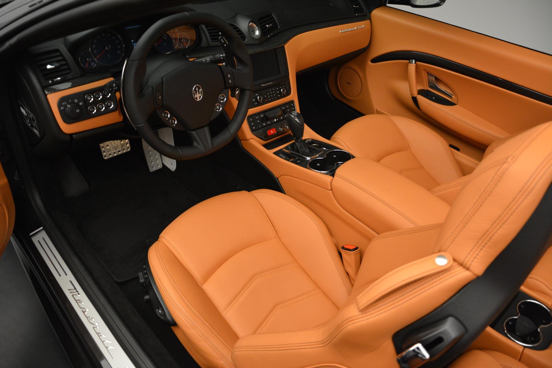 Used 2015 Maserati GranTurismo Sport Convertible For Sale In Greenwich, CT. Alfa Romeo of Greenwich, 7341 2129_p19
