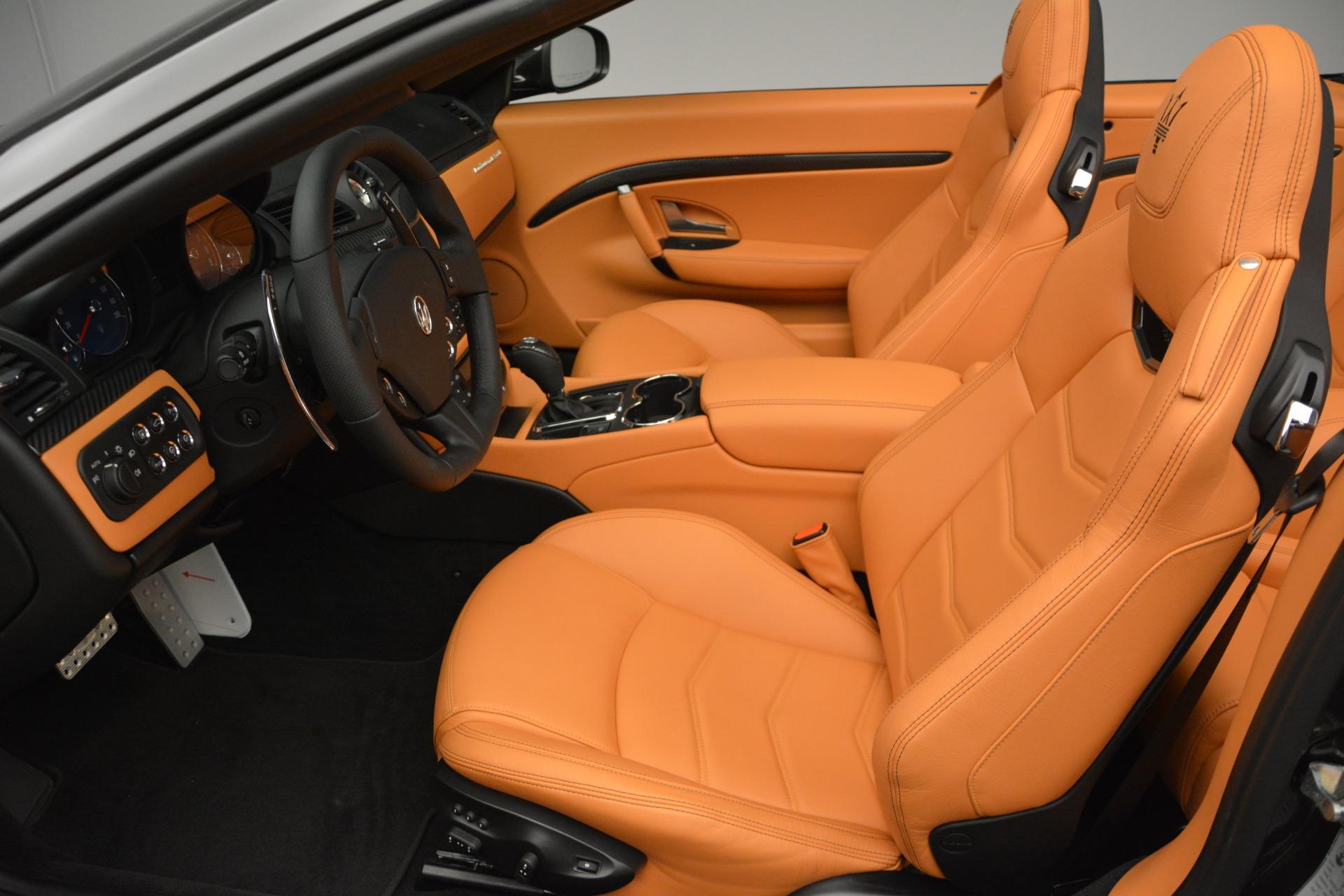 Used 2015 Maserati GranTurismo Sport Convertible For Sale In Greenwich, CT. Alfa Romeo of Greenwich, 7341 2129_p20