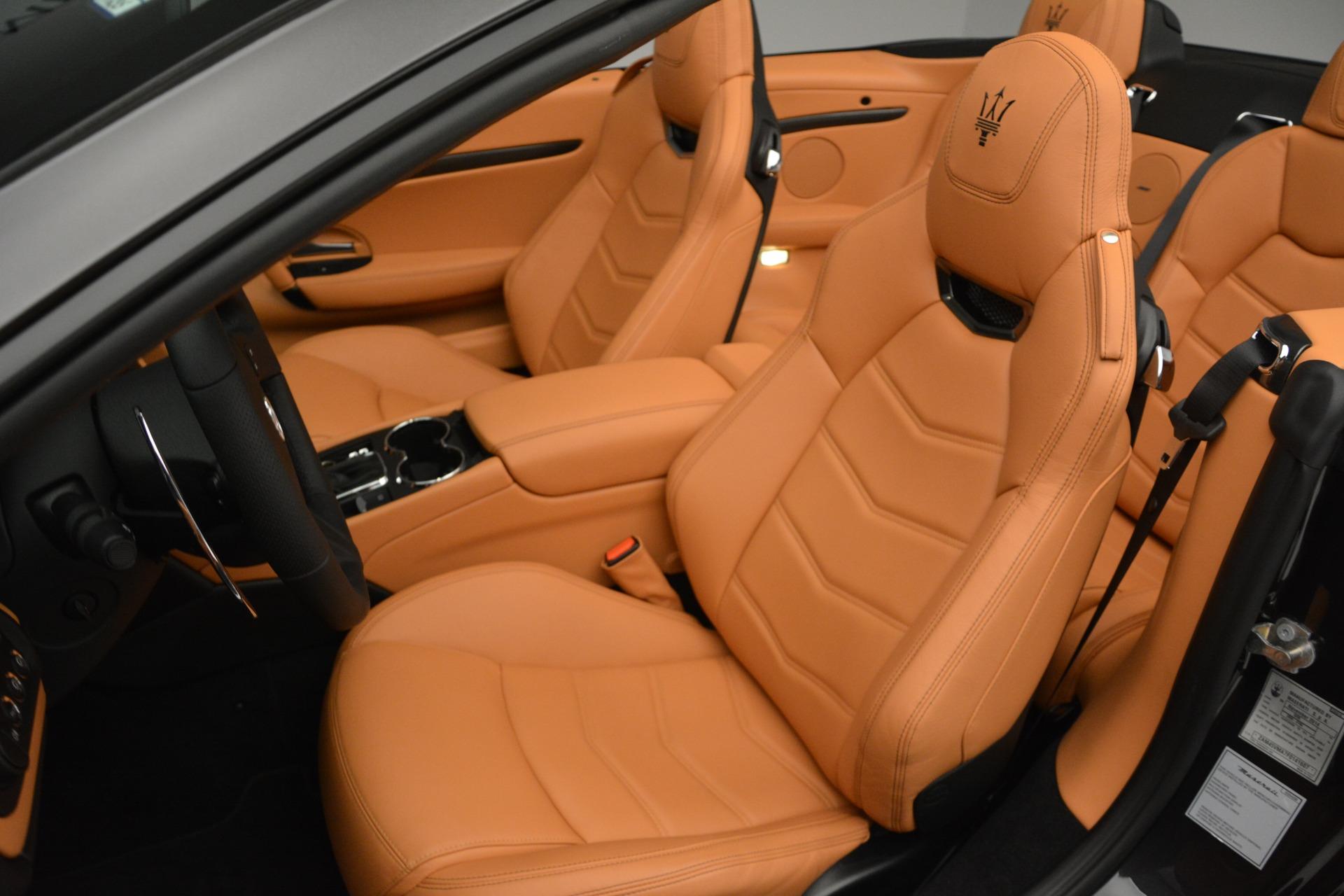 Used 2015 Maserati GranTurismo Sport Convertible For Sale In Greenwich, CT. Alfa Romeo of Greenwich, 7341 2129_p21