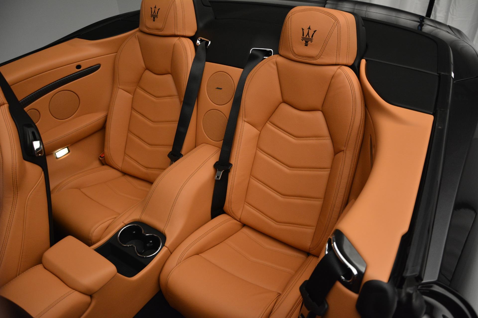 Used 2015 Maserati GranTurismo Sport Convertible For Sale In Greenwich, CT. Alfa Romeo of Greenwich, 7341 2129_p22
