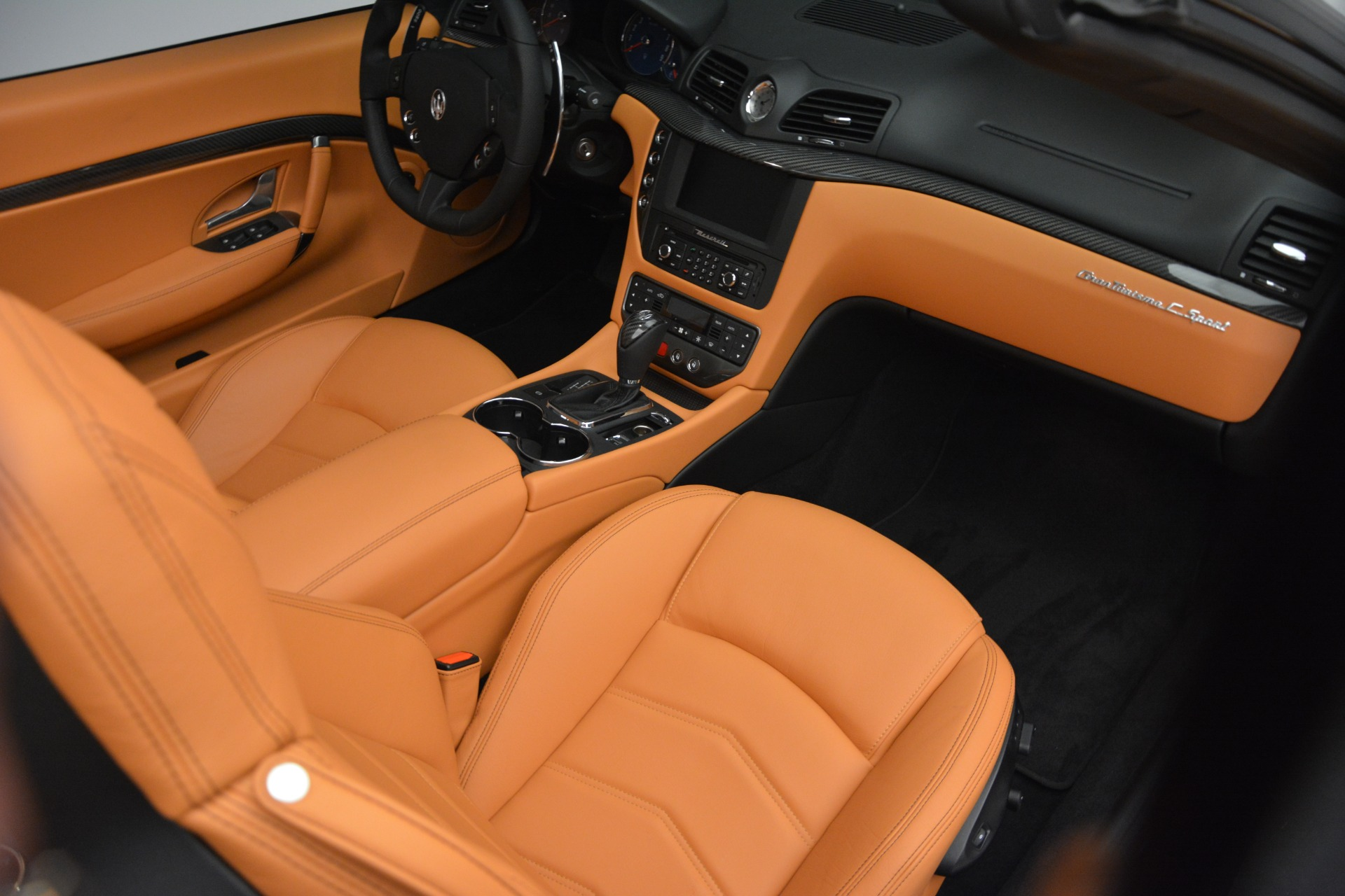 Used 2015 Maserati GranTurismo Sport Convertible For Sale In Greenwich, CT. Alfa Romeo of Greenwich, 7341 2129_p23