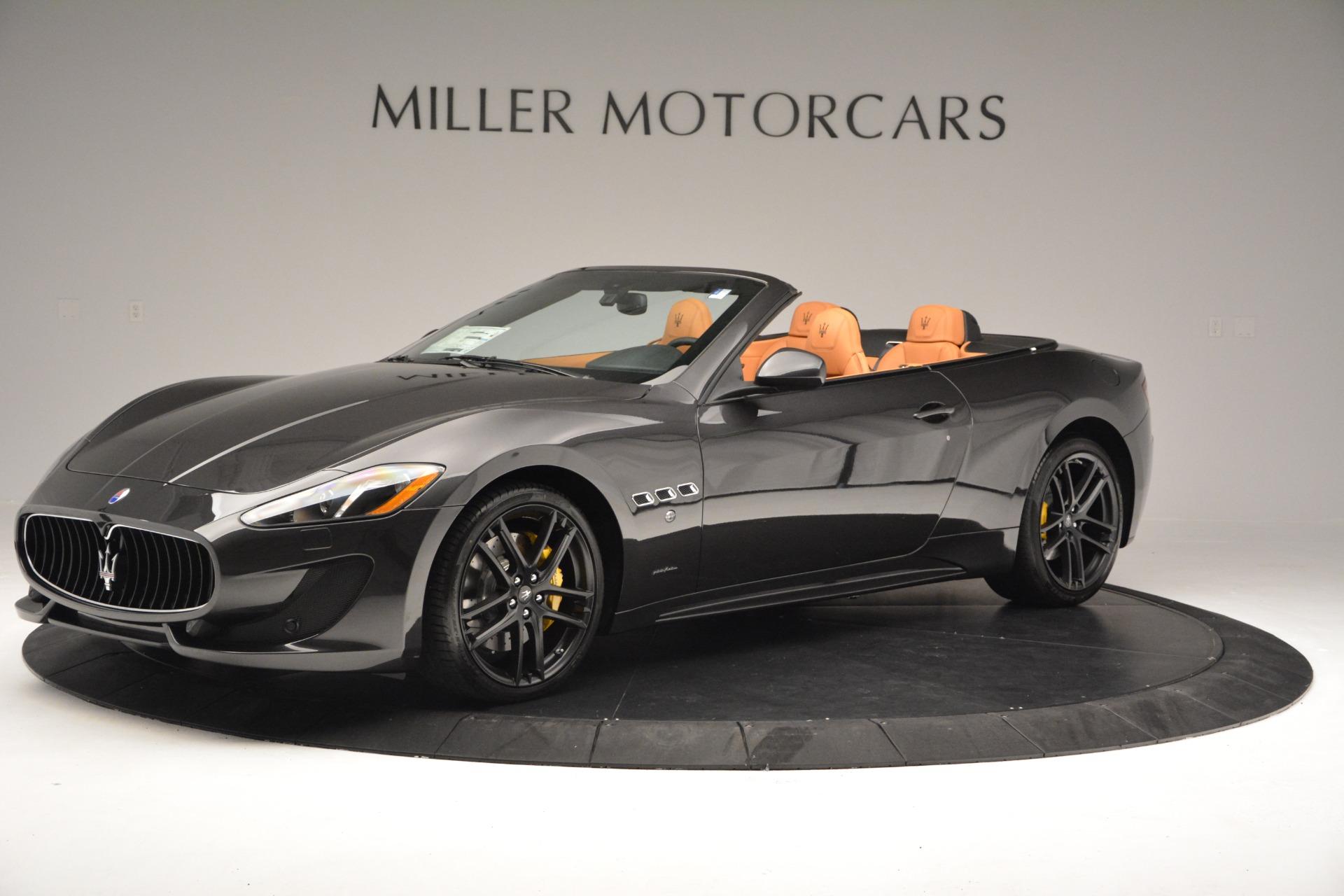 Used 2015 Maserati GranTurismo Sport Convertible For Sale In Greenwich, CT. Alfa Romeo of Greenwich, 7341 2129_p2