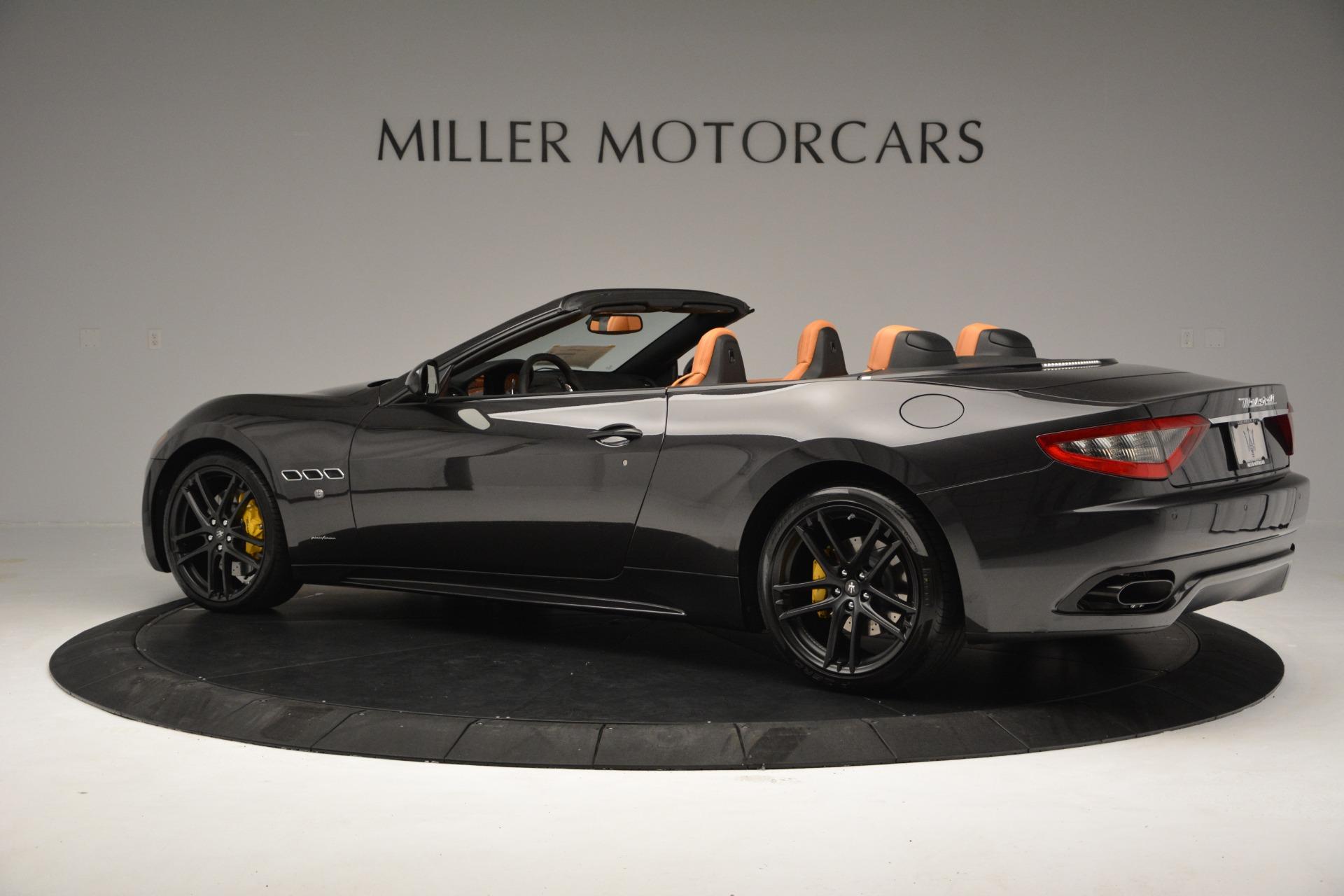 Used 2015 Maserati GranTurismo Sport Convertible For Sale In Greenwich, CT. Alfa Romeo of Greenwich, 7341 2129_p5