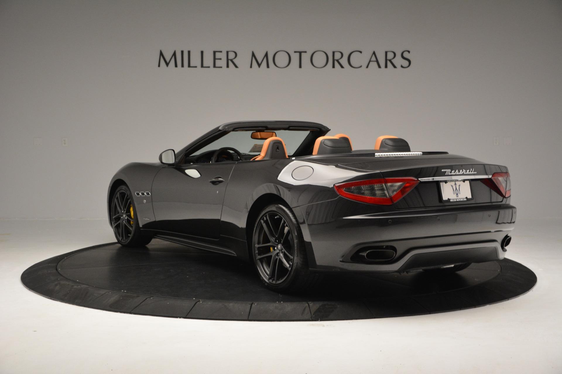 Used 2015 Maserati GranTurismo Sport Convertible For Sale In Greenwich, CT. Alfa Romeo of Greenwich, 7341 2129_p6