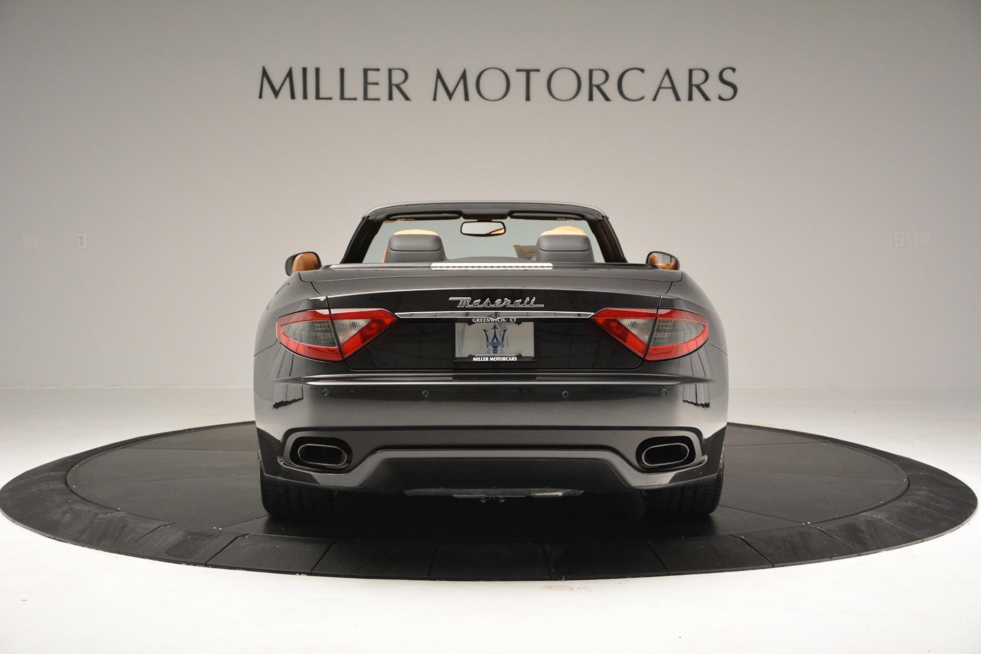 Used 2015 Maserati GranTurismo Sport Convertible For Sale In Greenwich, CT. Alfa Romeo of Greenwich, 7341 2129_p7