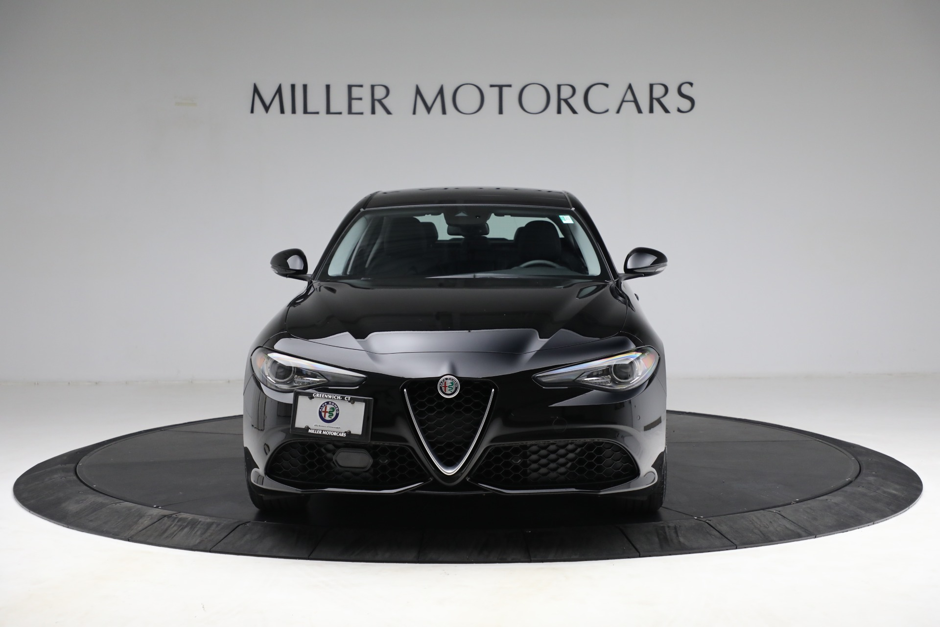 New 2018 Alfa Romeo Giulia Ti Sport Q4 For Sale In Greenwich, CT. Alfa Romeo of Greenwich, LW118 2130_p11