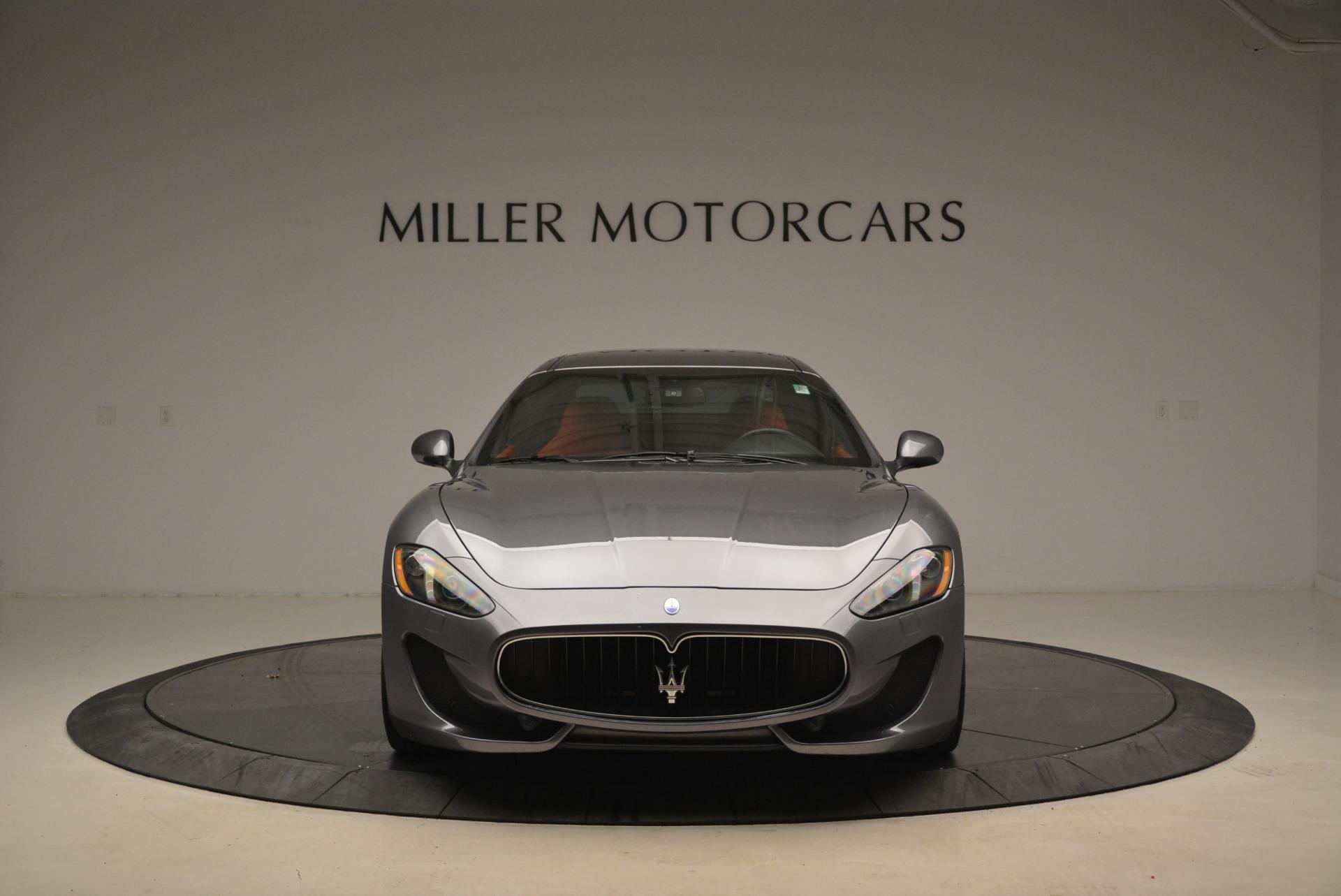 Used 2014 Maserati GranTurismo Sport For Sale In Greenwich, CT. Alfa Romeo of Greenwich, 7312A 2131_p10