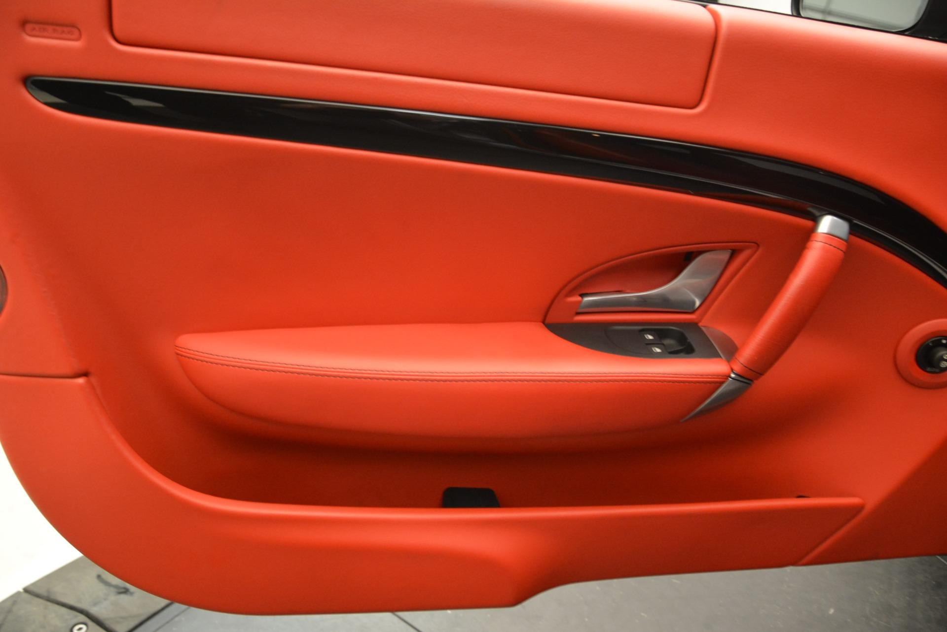 Used 2014 Maserati GranTurismo Sport For Sale In Greenwich, CT. Alfa Romeo of Greenwich, 7312A 2131_p14