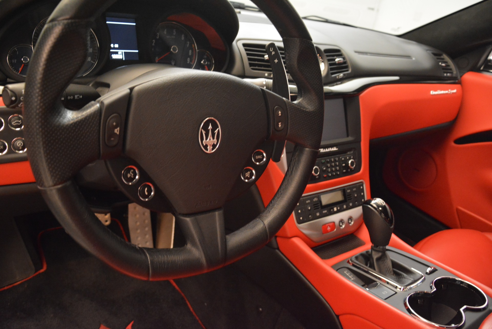 Used 2014 Maserati GranTurismo Sport For Sale In Greenwich, CT. Alfa Romeo of Greenwich, 7312A 2131_p15