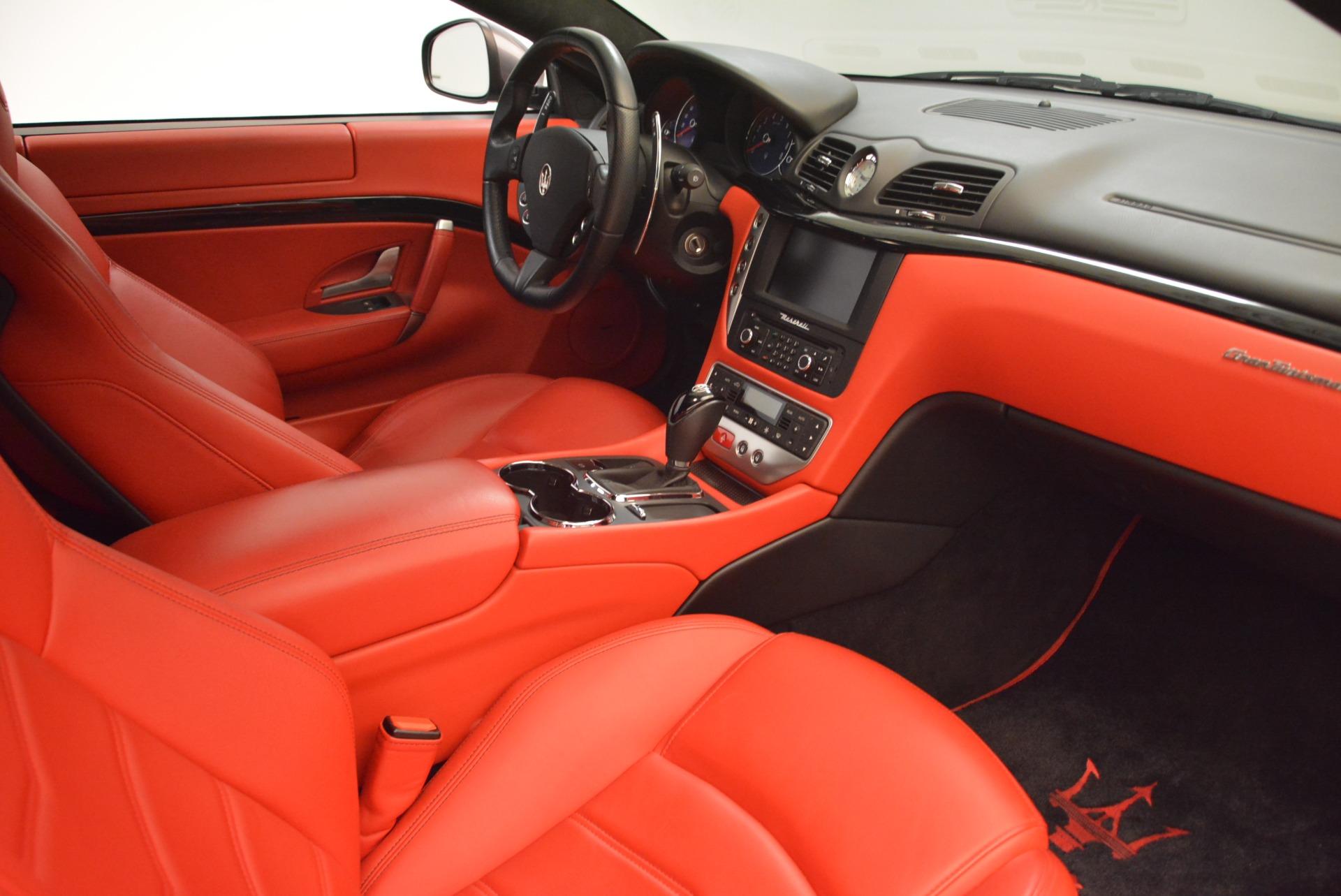 Used 2014 Maserati GranTurismo Sport For Sale In Greenwich, CT. Alfa Romeo of Greenwich, 7312A 2131_p17