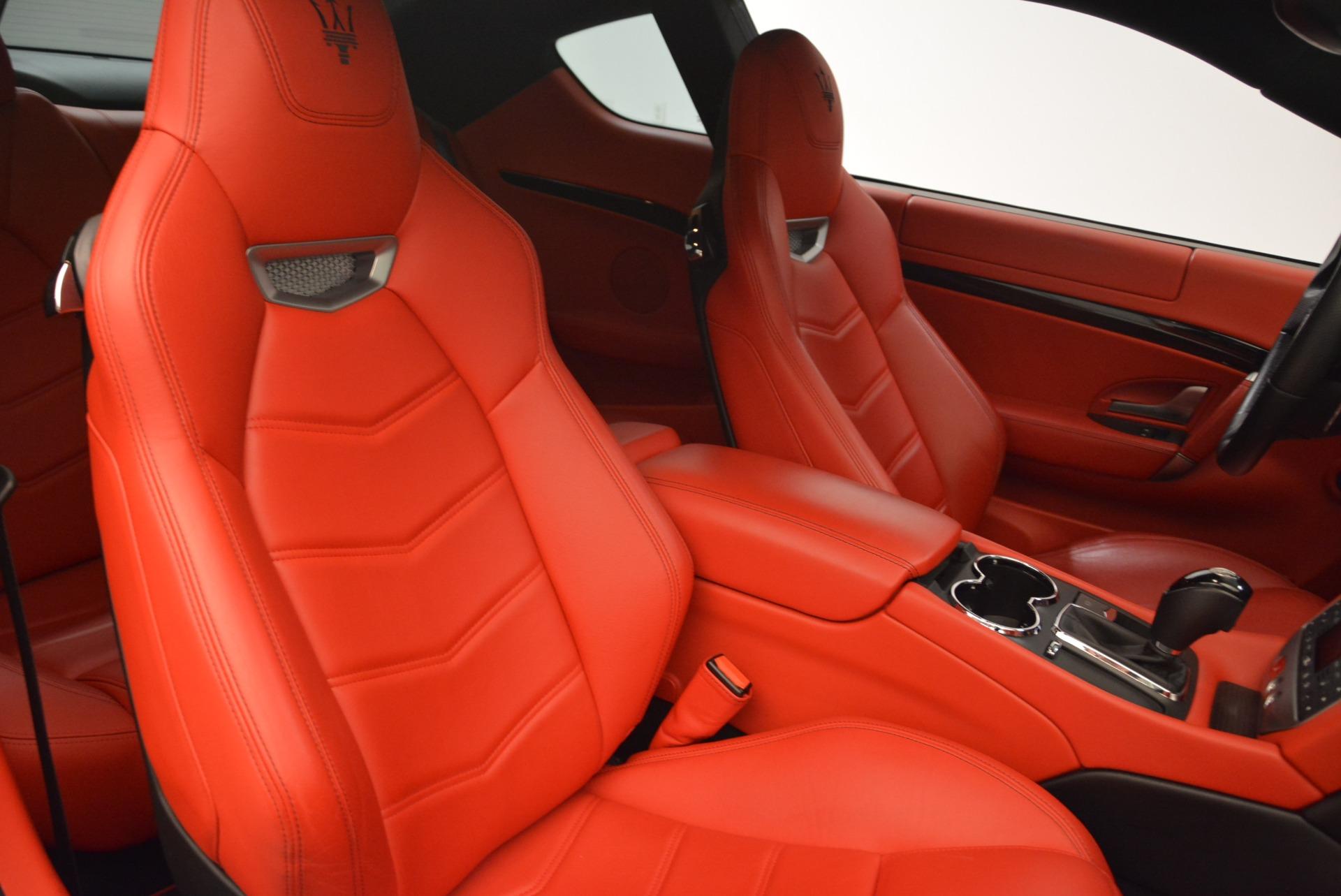 Used 2014 Maserati GranTurismo Sport For Sale In Greenwich, CT. Alfa Romeo of Greenwich, 7312A 2131_p19