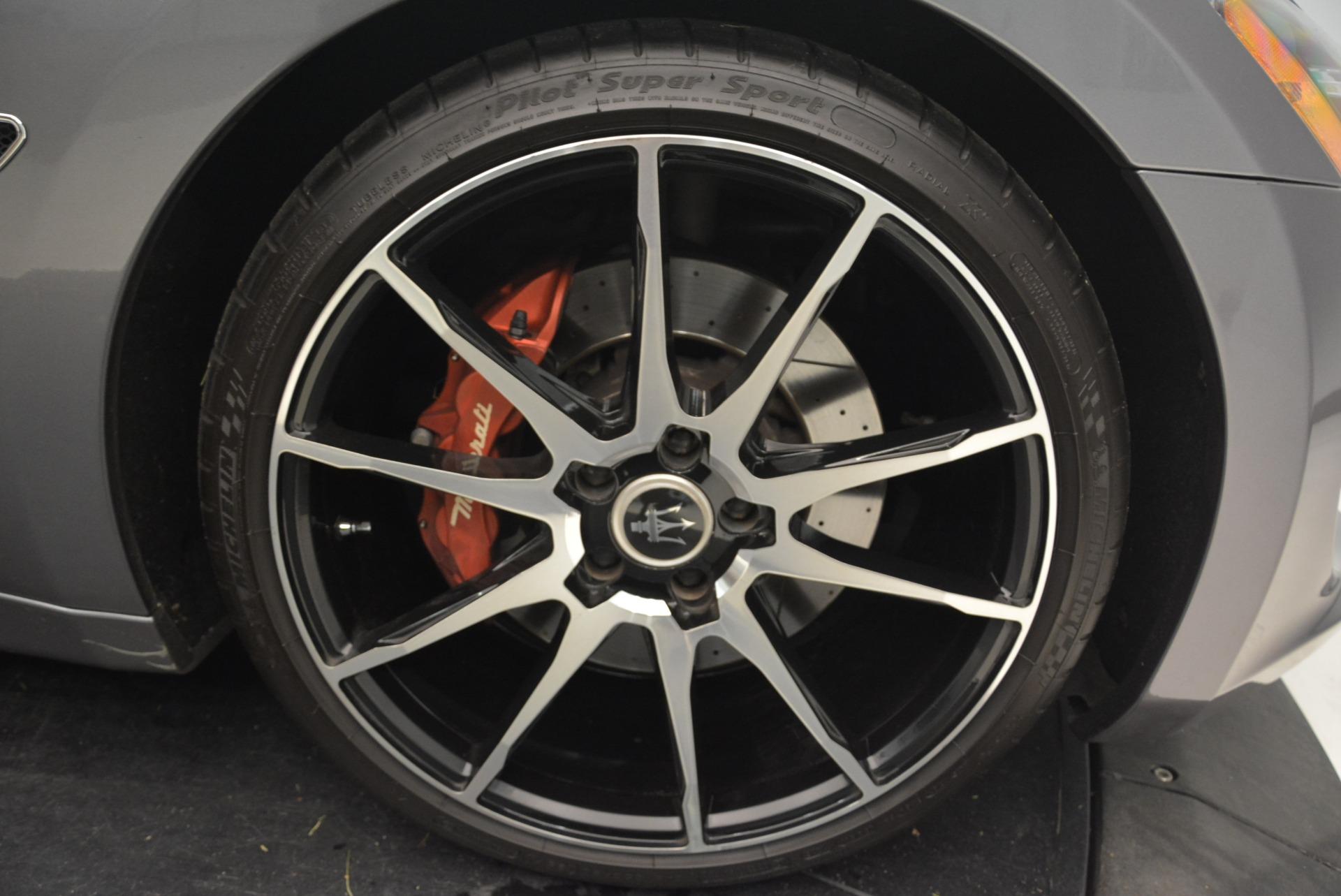 Used 2014 Maserati GranTurismo Sport For Sale In Greenwich, CT. Alfa Romeo of Greenwich, 7312A 2131_p21