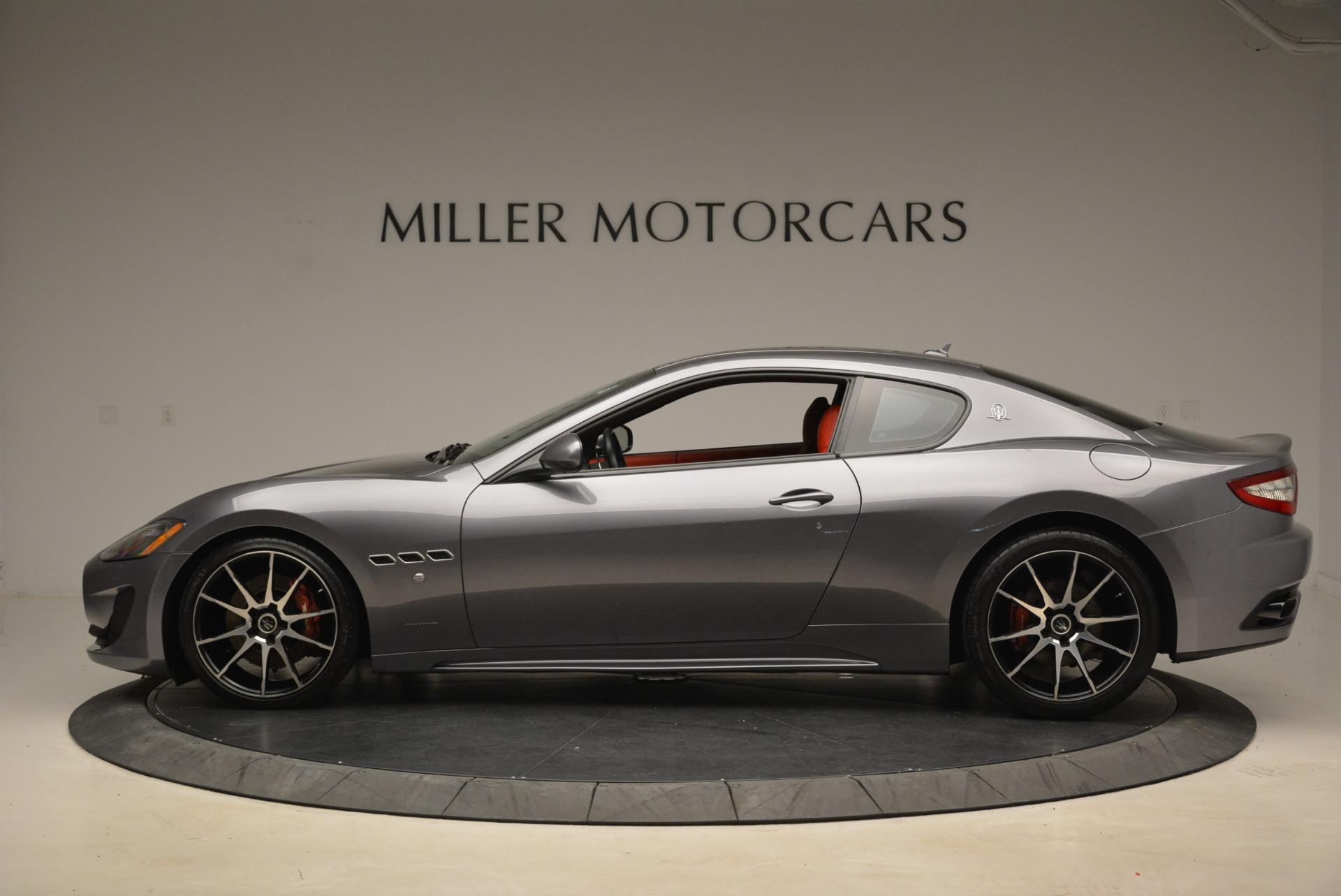 Used 2014 Maserati GranTurismo Sport For Sale In Greenwich, CT. Alfa Romeo of Greenwich, 7312A 2131_p2