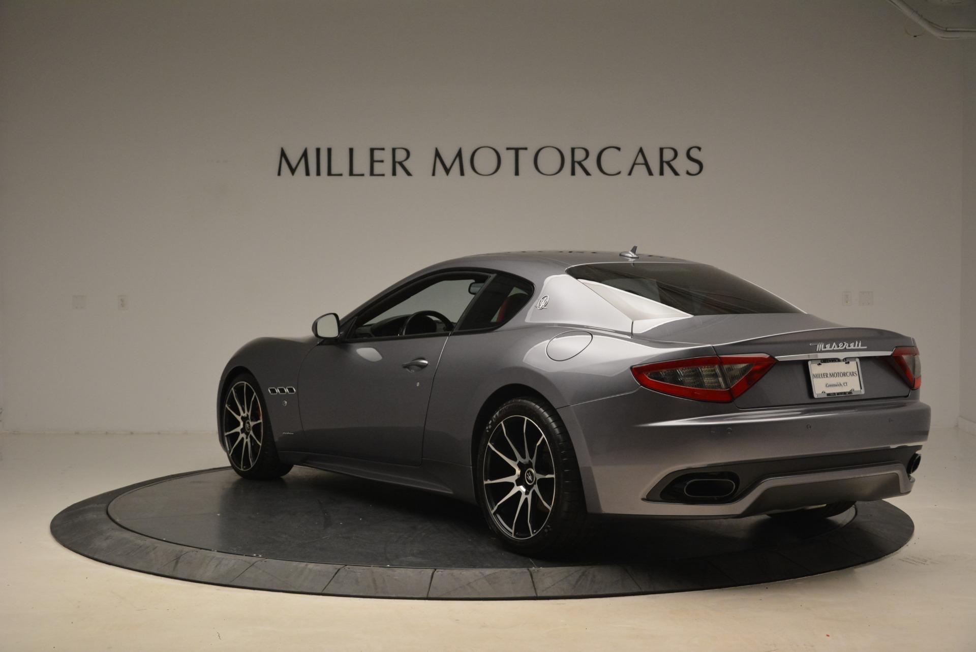 Used 2014 Maserati GranTurismo Sport For Sale In Greenwich, CT. Alfa Romeo of Greenwich, 7312A 2131_p3