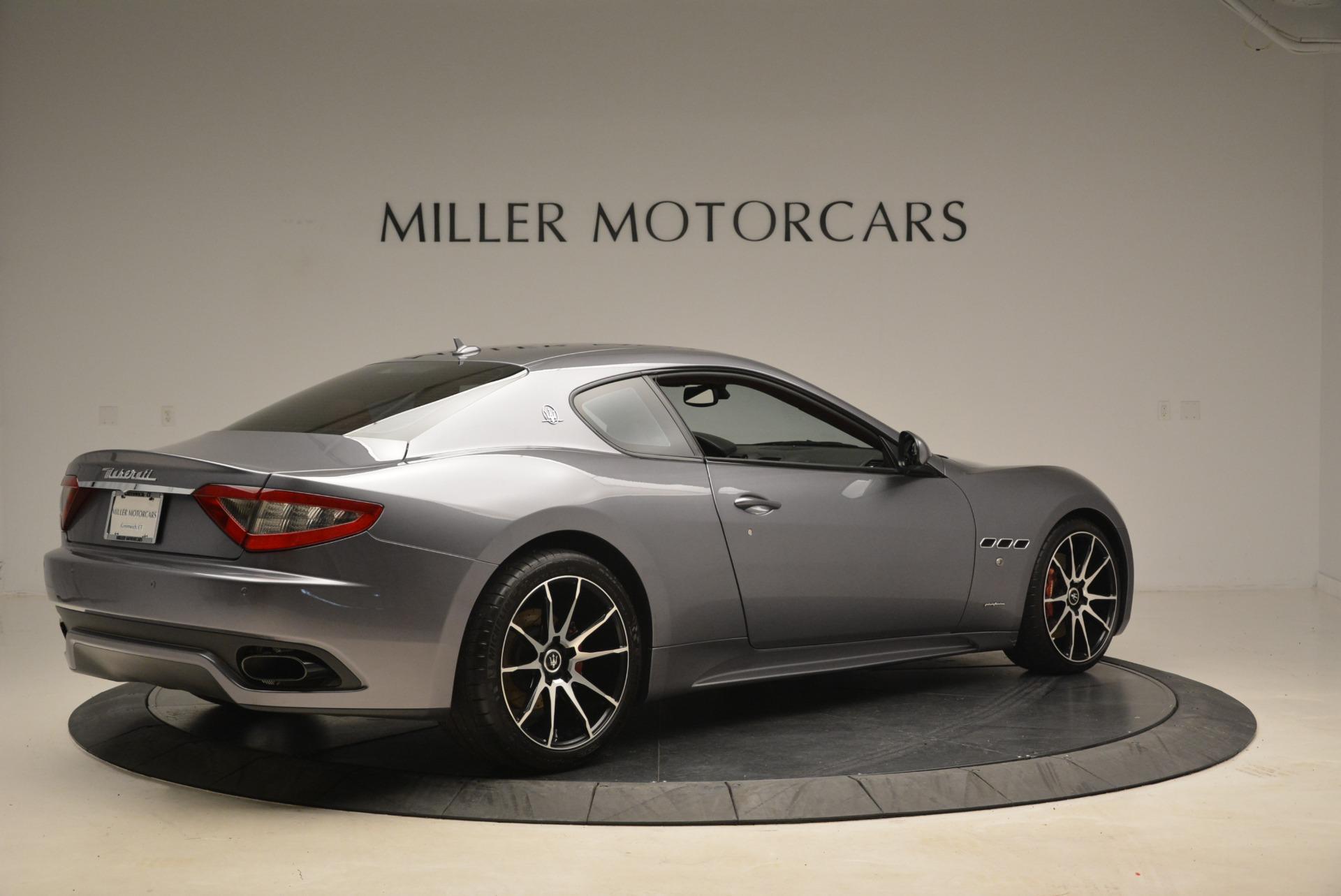 Used 2014 Maserati GranTurismo Sport For Sale In Greenwich, CT. Alfa Romeo of Greenwich, 7312A 2131_p6