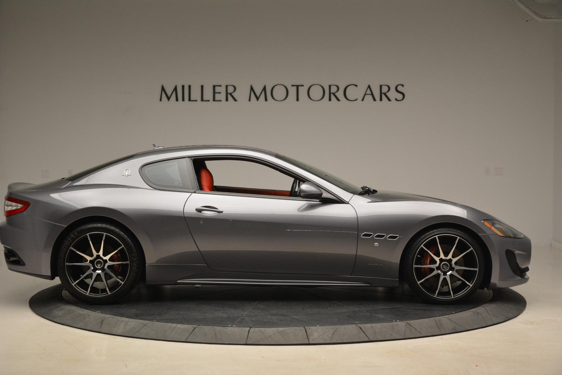 Used 2014 Maserati GranTurismo Sport For Sale In Greenwich, CT. Alfa Romeo of Greenwich, 7312A 2131_p7