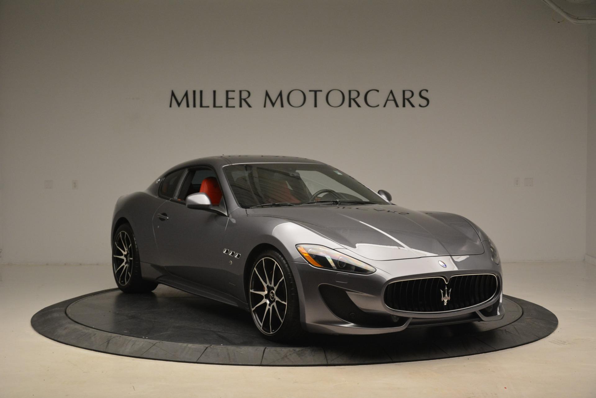 Used 2014 Maserati GranTurismo Sport For Sale In Greenwich, CT. Alfa Romeo of Greenwich, 7312A 2131_p9