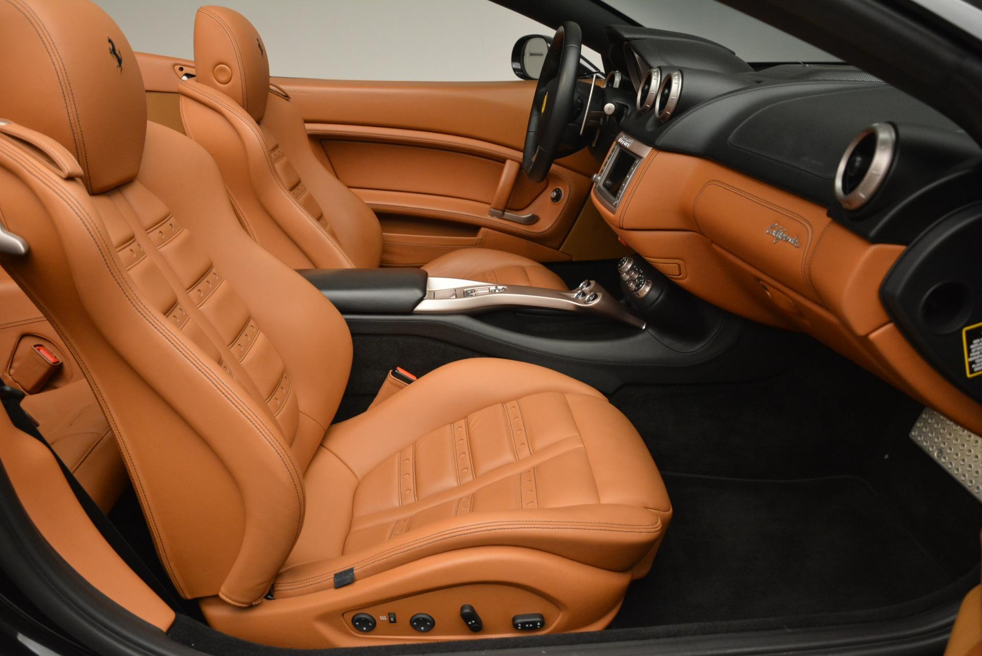 Used 2014 Ferrari California 30 For Sale In Greenwich, CT. Alfa Romeo of Greenwich, 4413A 2132_p31