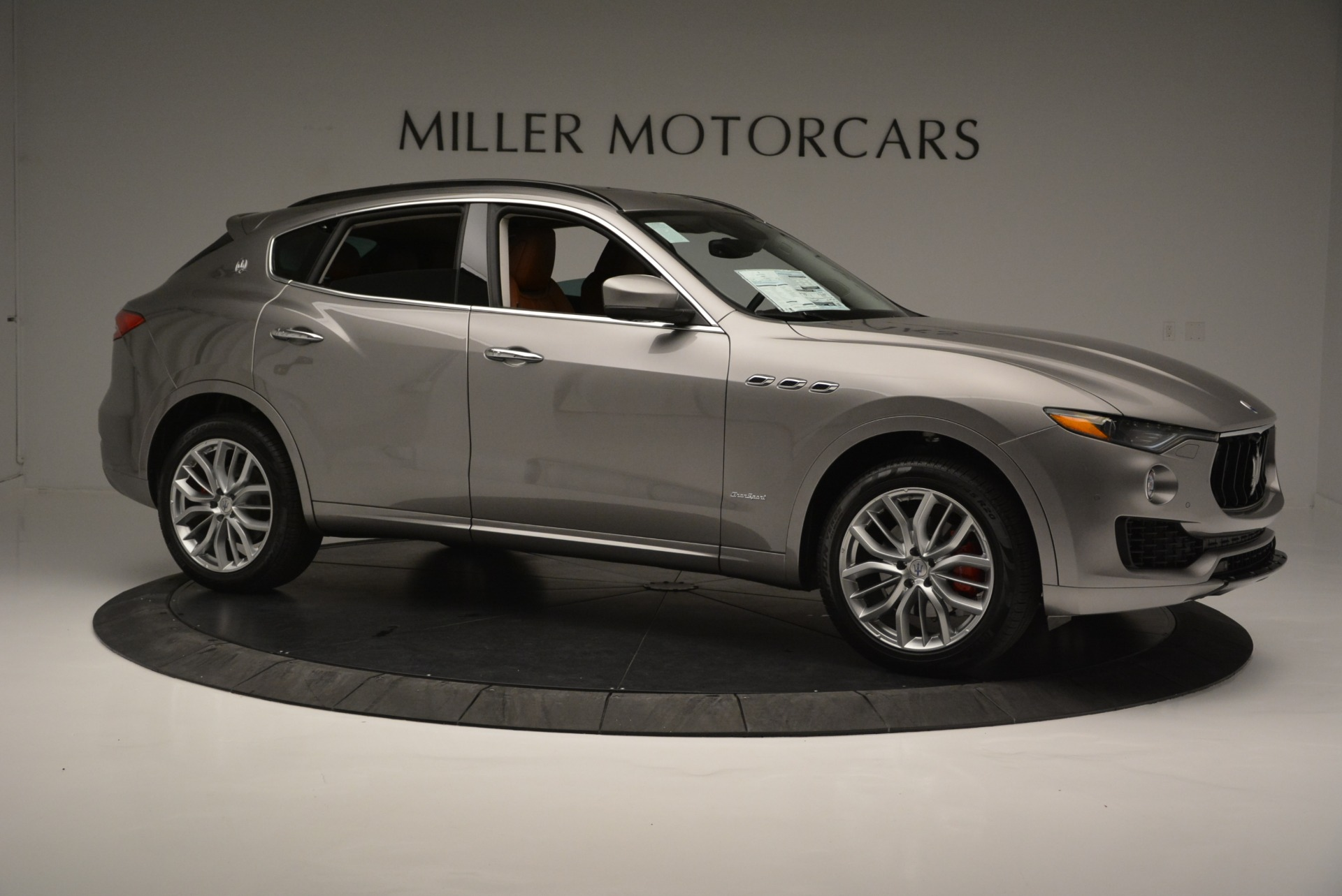 New 2018 Maserati Levante Q4 GranSport For Sale In Greenwich, CT. Alfa Romeo of Greenwich, M2079 2133_p14