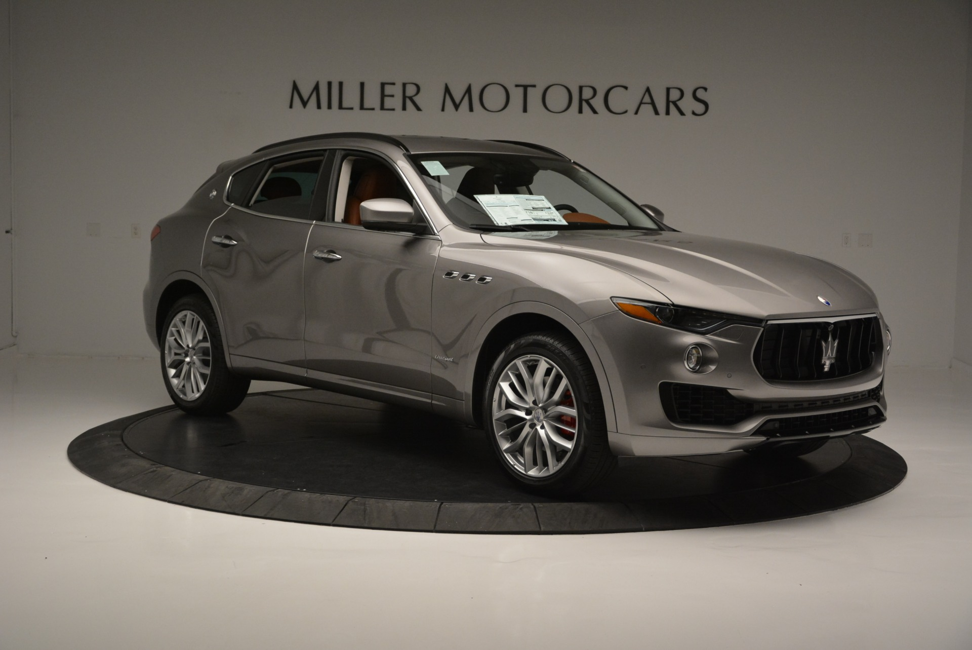 New 2018 Maserati Levante Q4 GranSport For Sale In Greenwich, CT. Alfa Romeo of Greenwich, M2079 2133_p15