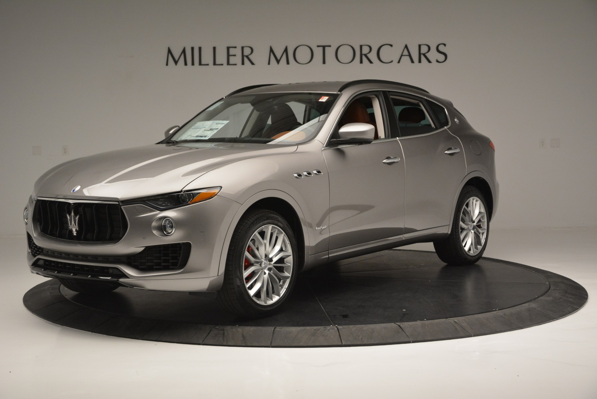 New 2018 Maserati Levante Q4 GranSport For Sale In Greenwich, CT. Alfa Romeo of Greenwich, M2079 2133_p2