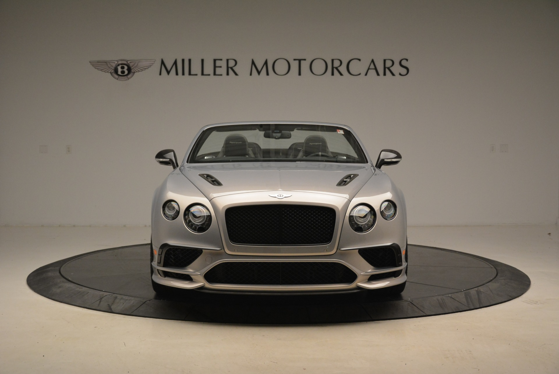 Used 2018 Bentley Continental GT Supersports Convertible For Sale In Greenwich, CT. Alfa Romeo of Greenwich, B1342 2134_p12