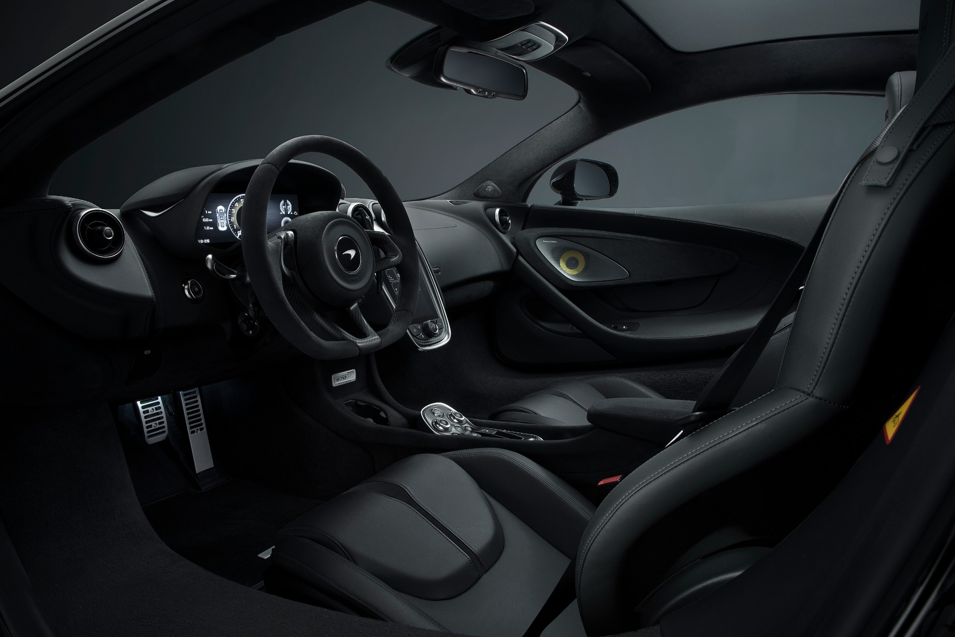 New 2018 MCLAREN 570GT MSO COLLECTION - LIMITED EDITION For Sale In Greenwich, CT. Alfa Romeo of Greenwich, MC8888 2136_p7