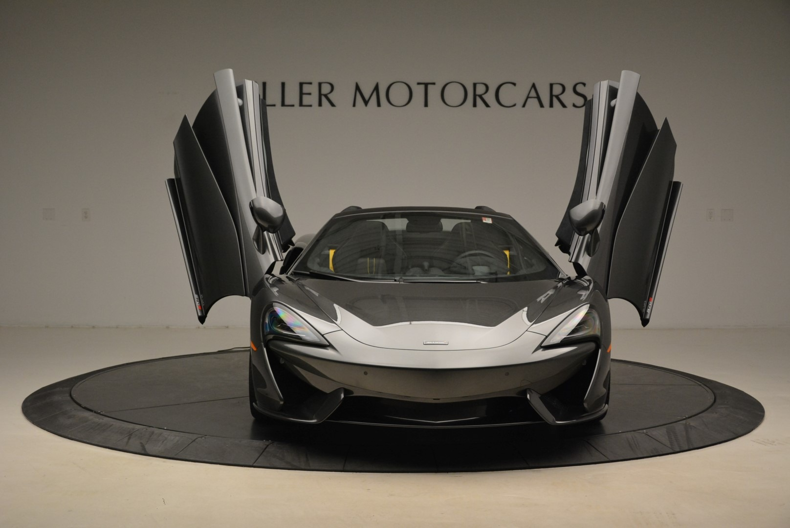 New 2018 McLaren 570S Spider For Sale In Greenwich, CT. Alfa Romeo of Greenwich, MC350 2137_p13
