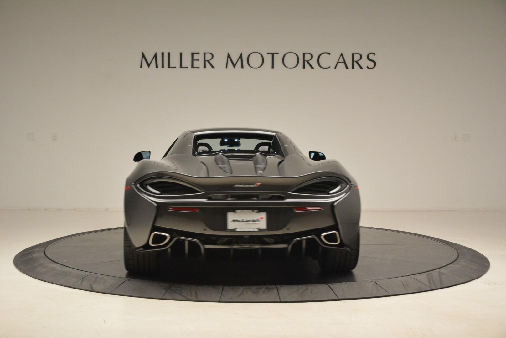 New 2018 McLaren 570S Spider For Sale In Greenwich, CT. Alfa Romeo of Greenwich, MC350 2137_p18