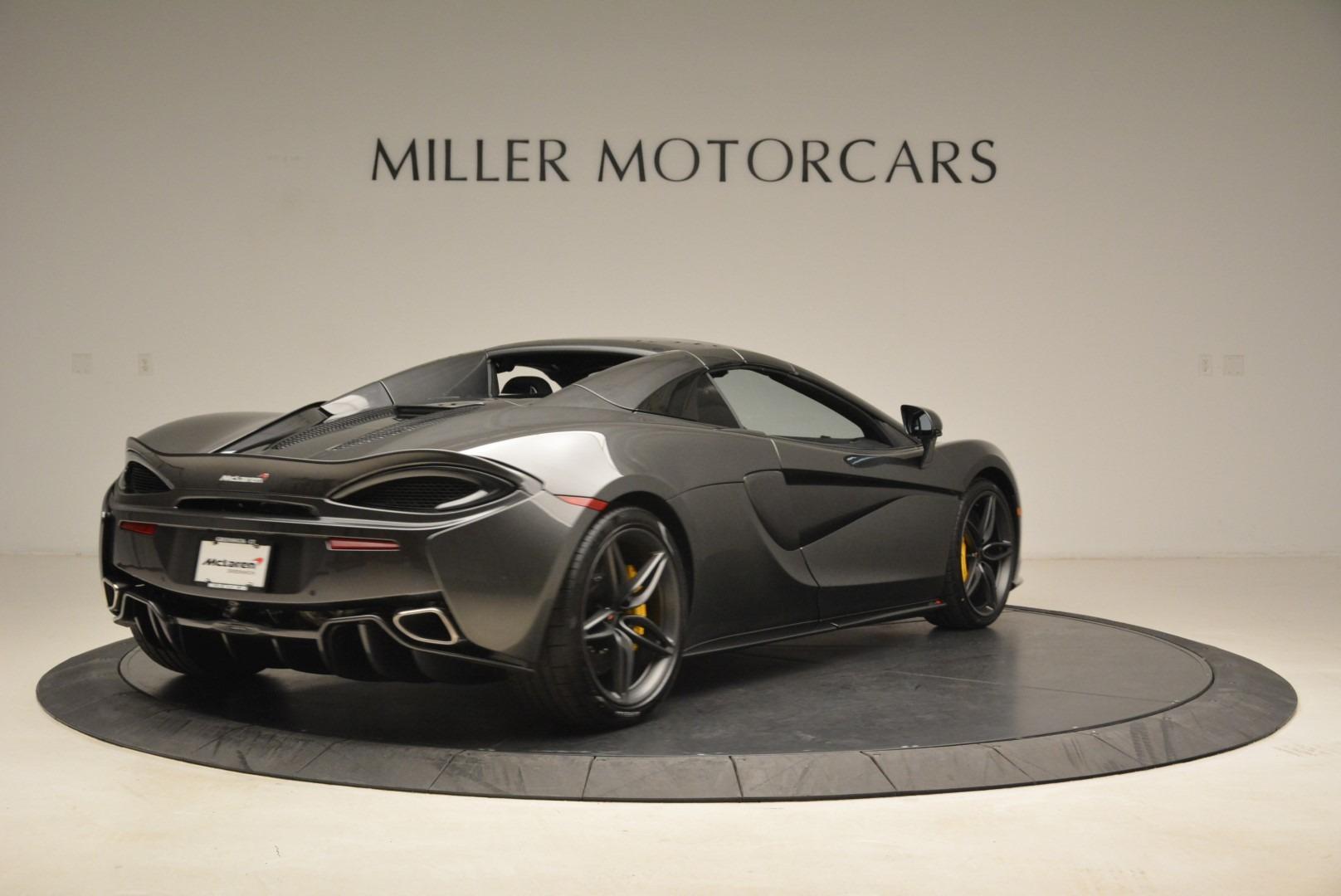 New 2018 McLaren 570S Spider For Sale In Greenwich, CT. Alfa Romeo of Greenwich, MC350 2137_p19