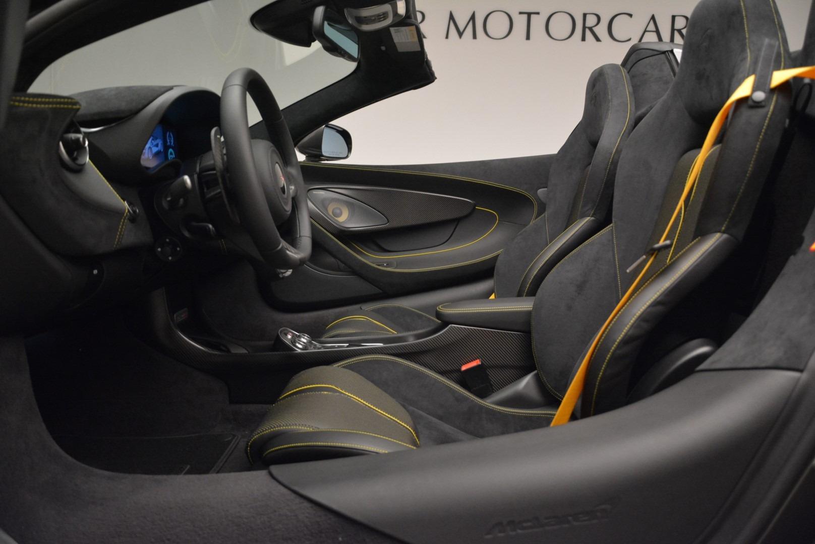New 2018 McLaren 570S Spider For Sale In Greenwich, CT. Alfa Romeo of Greenwich, MC350 2137_p24