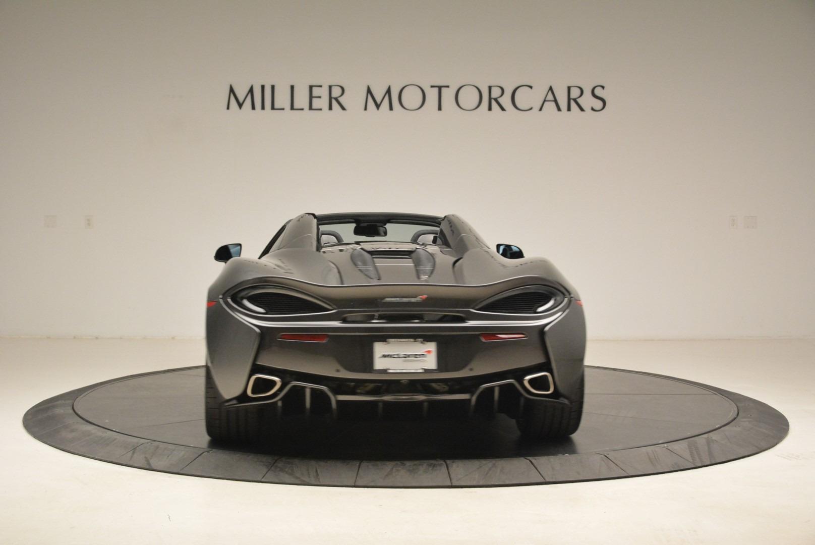 New 2018 McLaren 570S Spider For Sale In Greenwich, CT. Alfa Romeo of Greenwich, MC350 2137_p6
