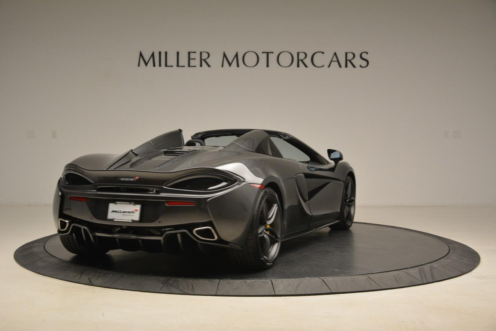 New 2018 McLaren 570S Spider For Sale In Greenwich, CT. Alfa Romeo of Greenwich, MC350 2137_p7