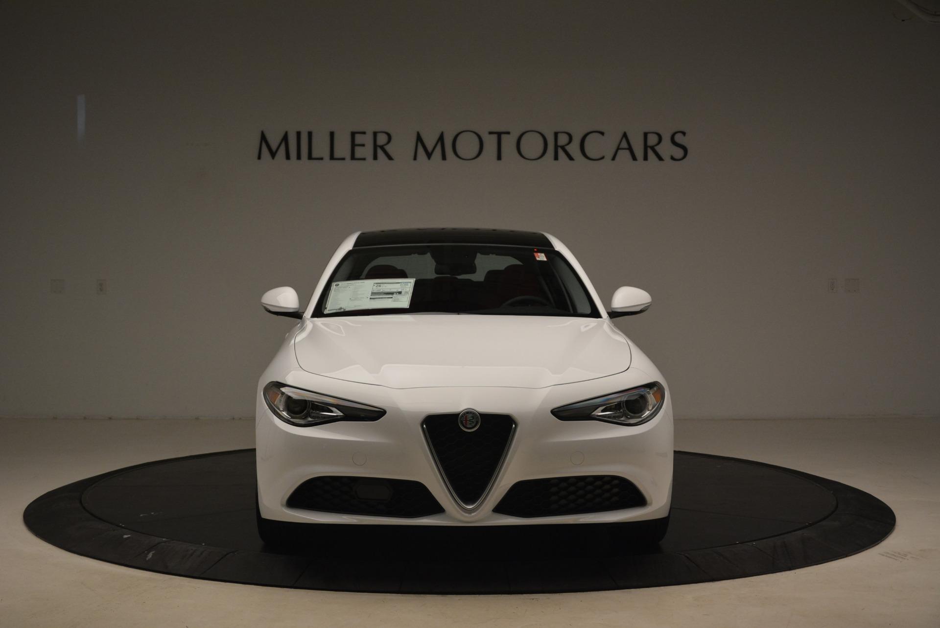 New 2018 Alfa Romeo Giulia Q4 For Sale In Greenwich, CT. Alfa Romeo of Greenwich, L374 2142_p12
