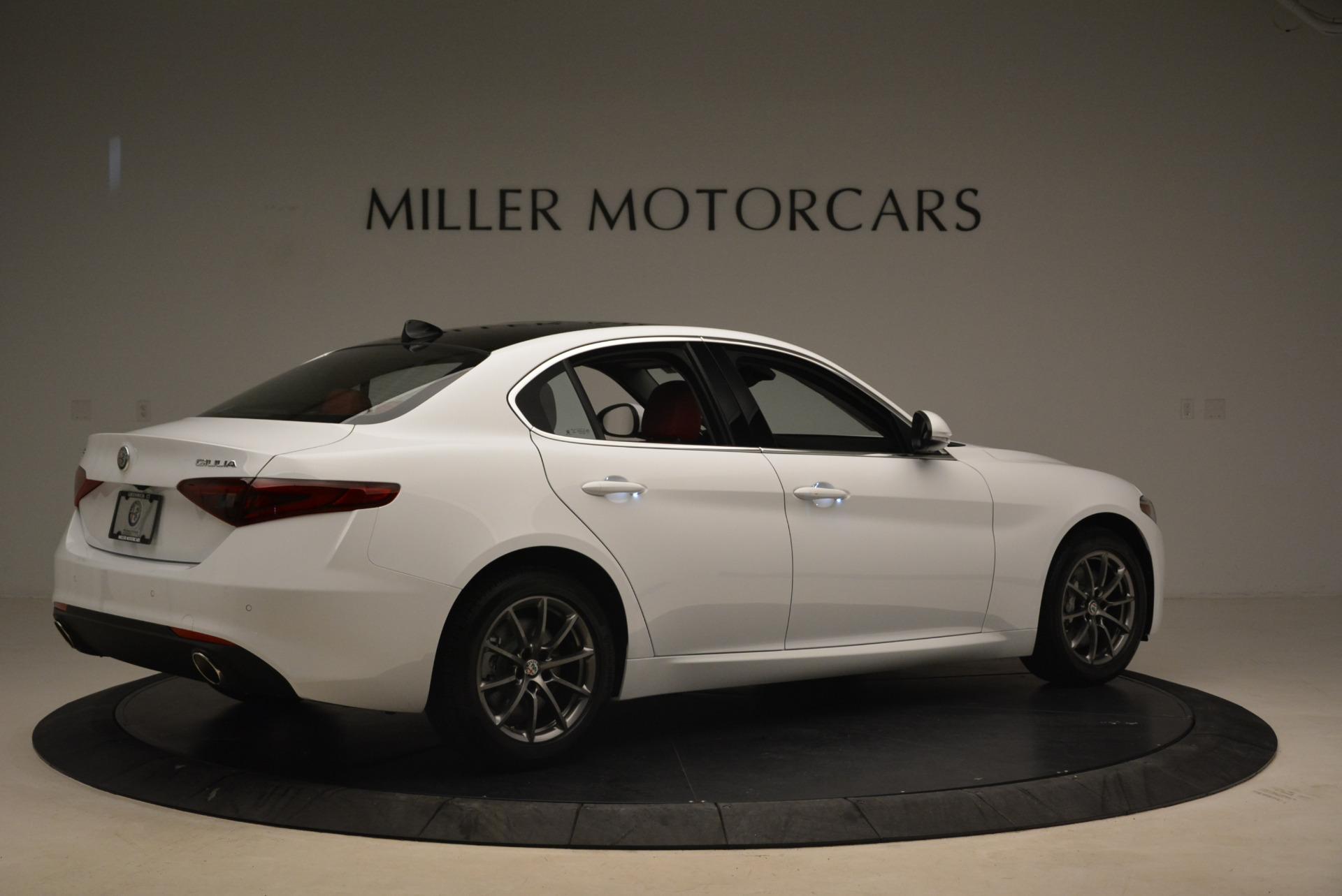 New 2018 Alfa Romeo Giulia Q4 For Sale In Greenwich, CT. Alfa Romeo of Greenwich, L374 2142_p8