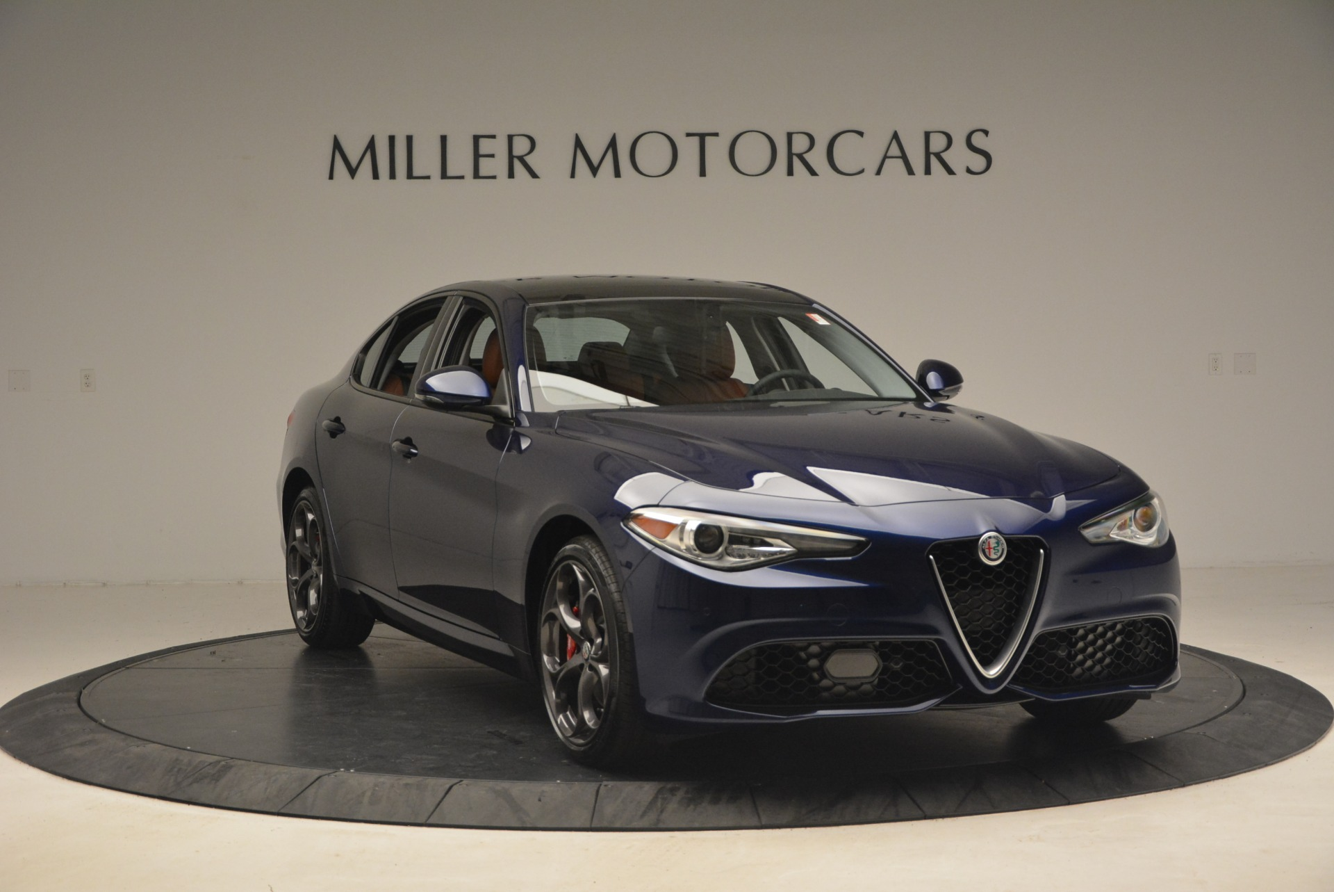 New 2018 Alfa Romeo Giulia Ti Sport Q4 For Sale In Greenwich, CT. Alfa Romeo of Greenwich, L376 2143_p11