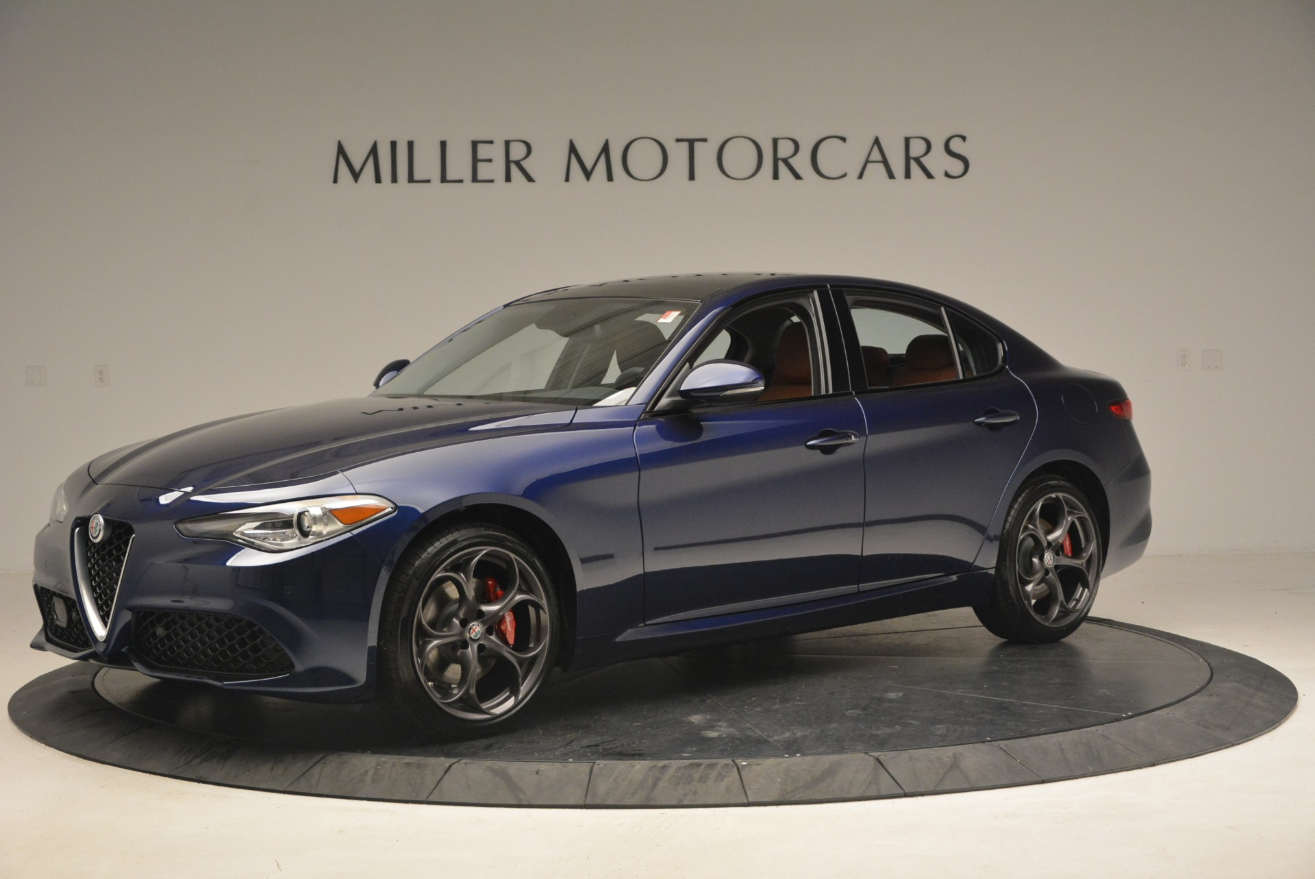New 2018 Alfa Romeo Giulia Ti Sport Q4 For Sale In Greenwich, CT. Alfa Romeo of Greenwich, L376 2143_p2