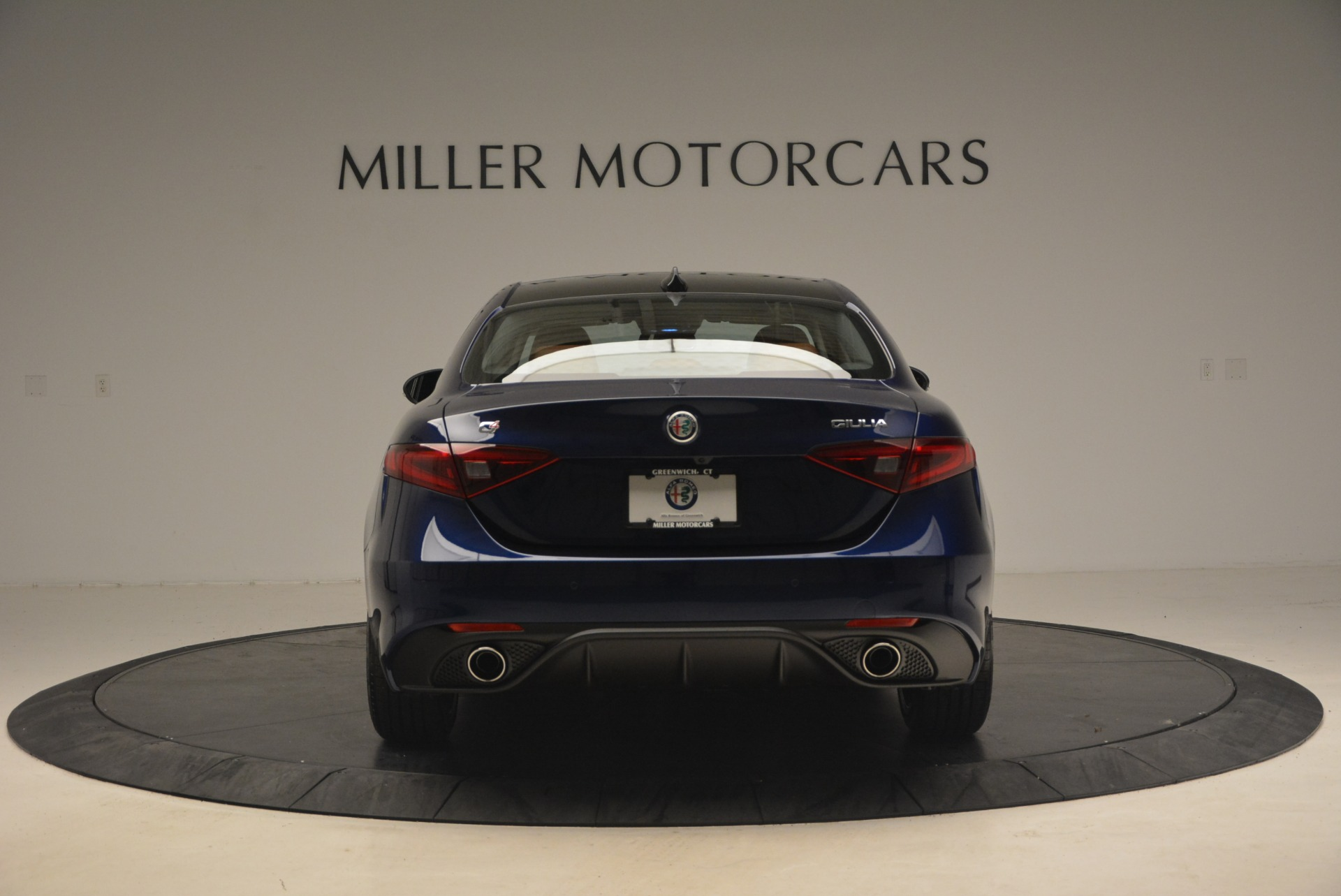 New 2018 Alfa Romeo Giulia Ti Sport Q4 For Sale In Greenwich, CT. Alfa Romeo of Greenwich, L376 2143_p6