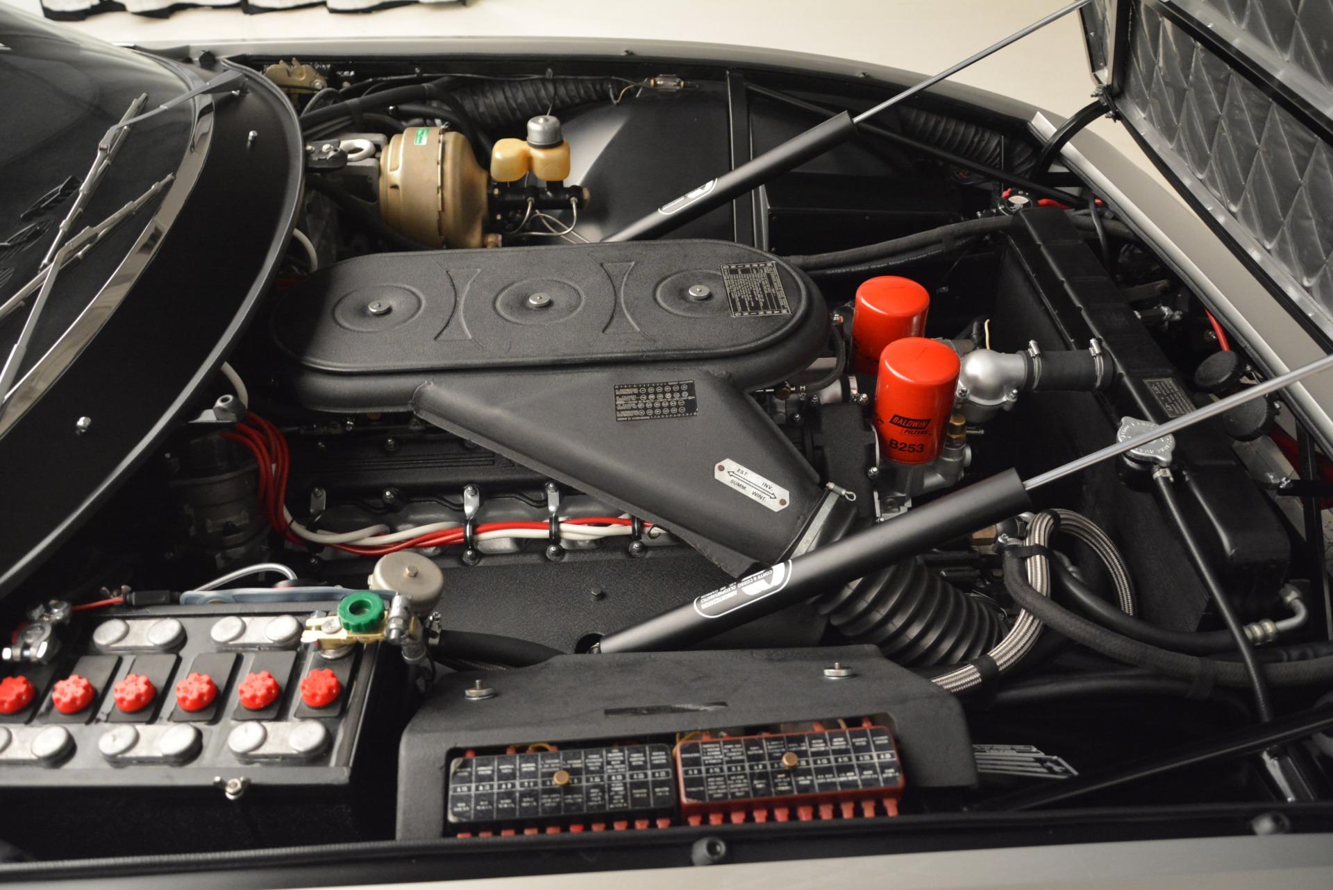 Used 1971 Ferrari 365 GTB/4 Daytona For Sale In Greenwich, CT. Alfa Romeo of Greenwich, 4423 2146_p21
