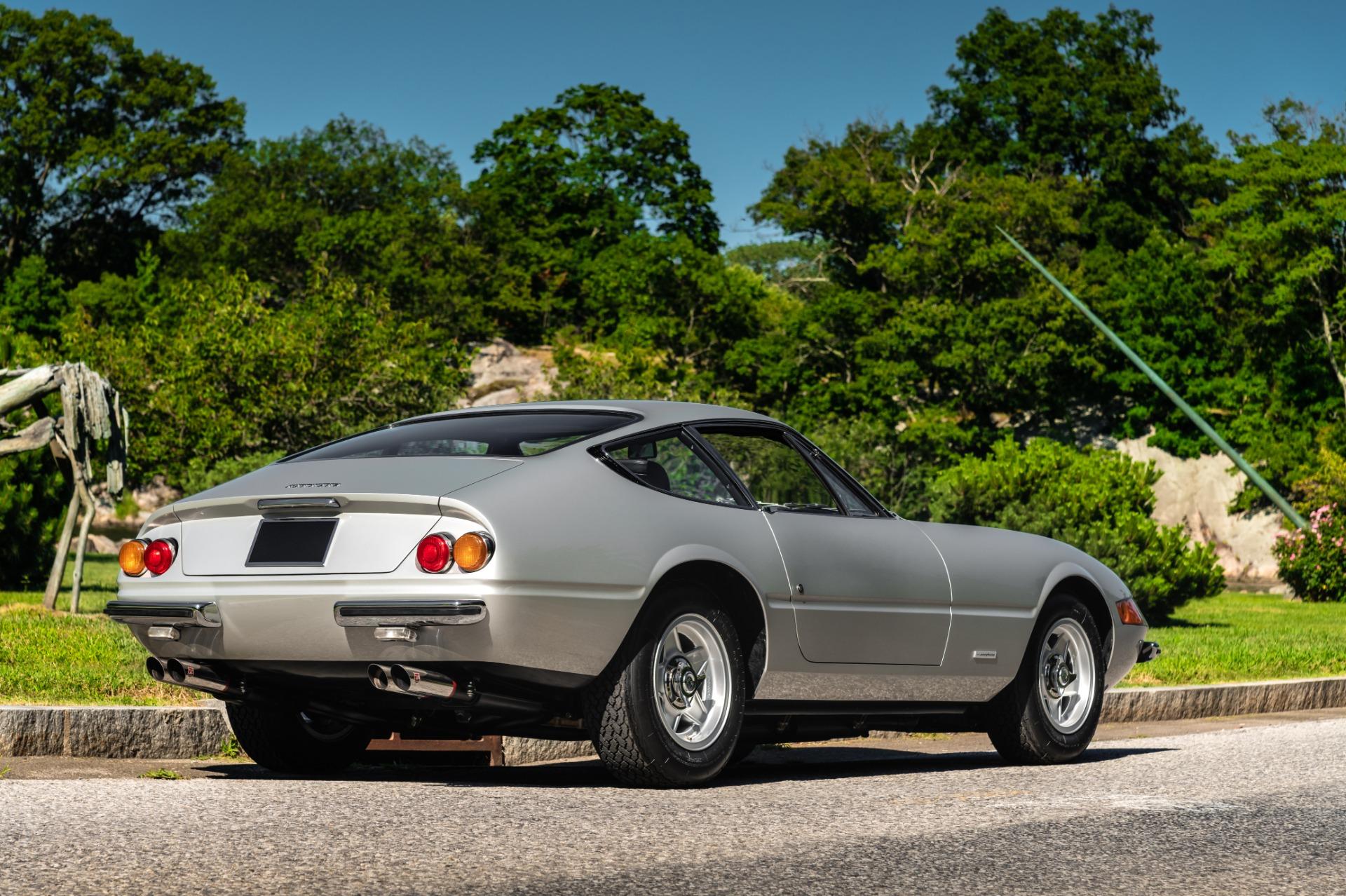 Used 1971 Ferrari 365 GTB/4 Daytona For Sale In Greenwich, CT. Alfa Romeo of Greenwich, 4423 2146_p3