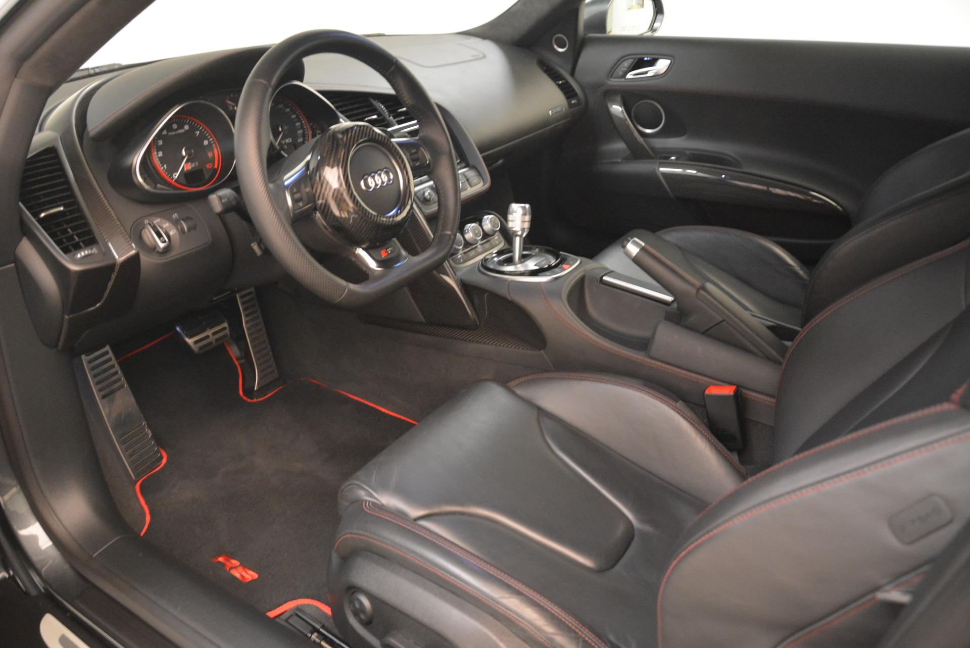 Used 2014 Audi R8 5.2 quattro For Sale In Greenwich, CT. Alfa Romeo of Greenwich, 4416A 2147_p14
