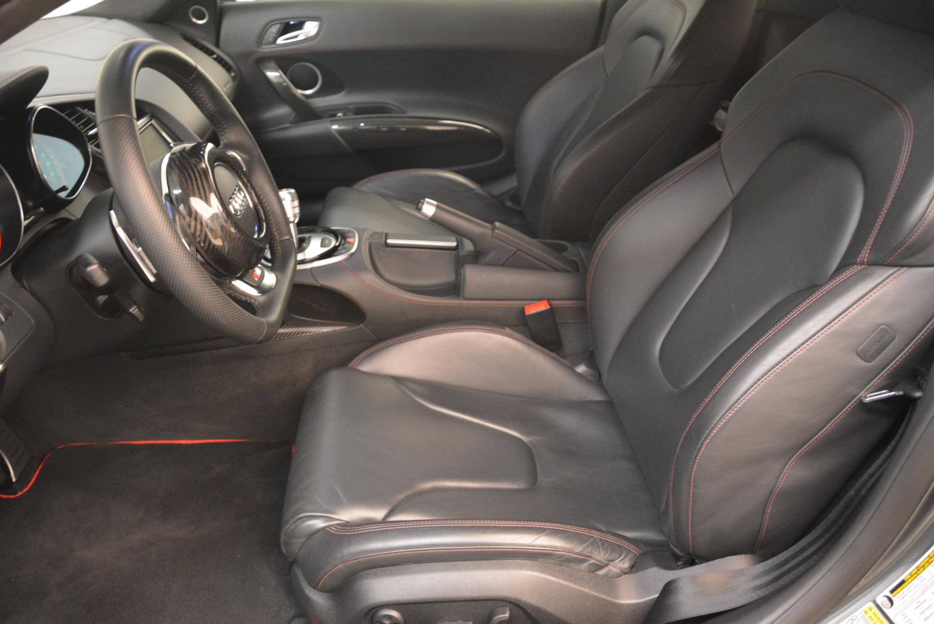Used 2014 Audi R8 5.2 quattro For Sale In Greenwich, CT. Alfa Romeo of Greenwich, 4416A 2147_p15