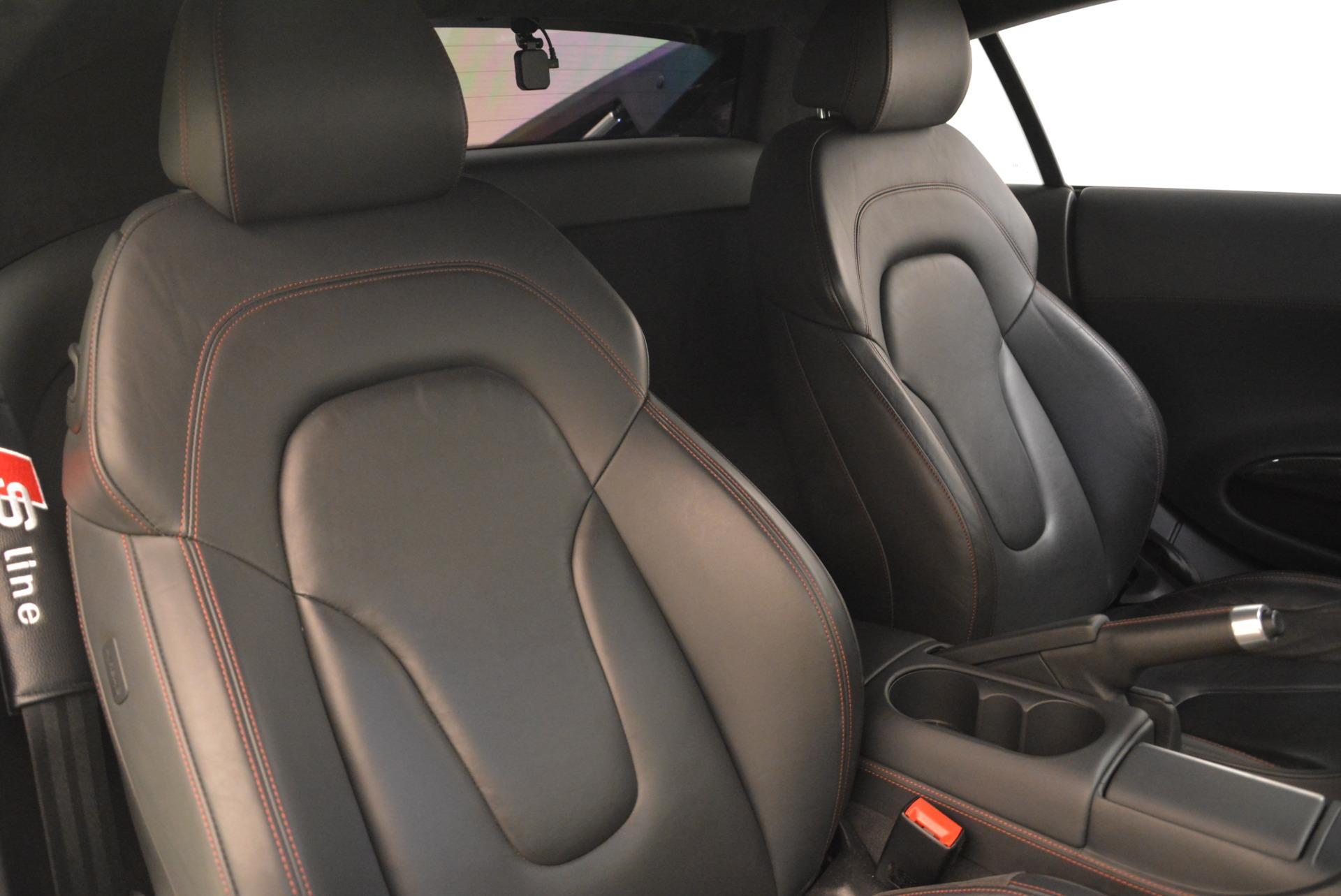 Used 2014 Audi R8 5.2 quattro For Sale In Greenwich, CT. Alfa Romeo of Greenwich, 4416A 2147_p19