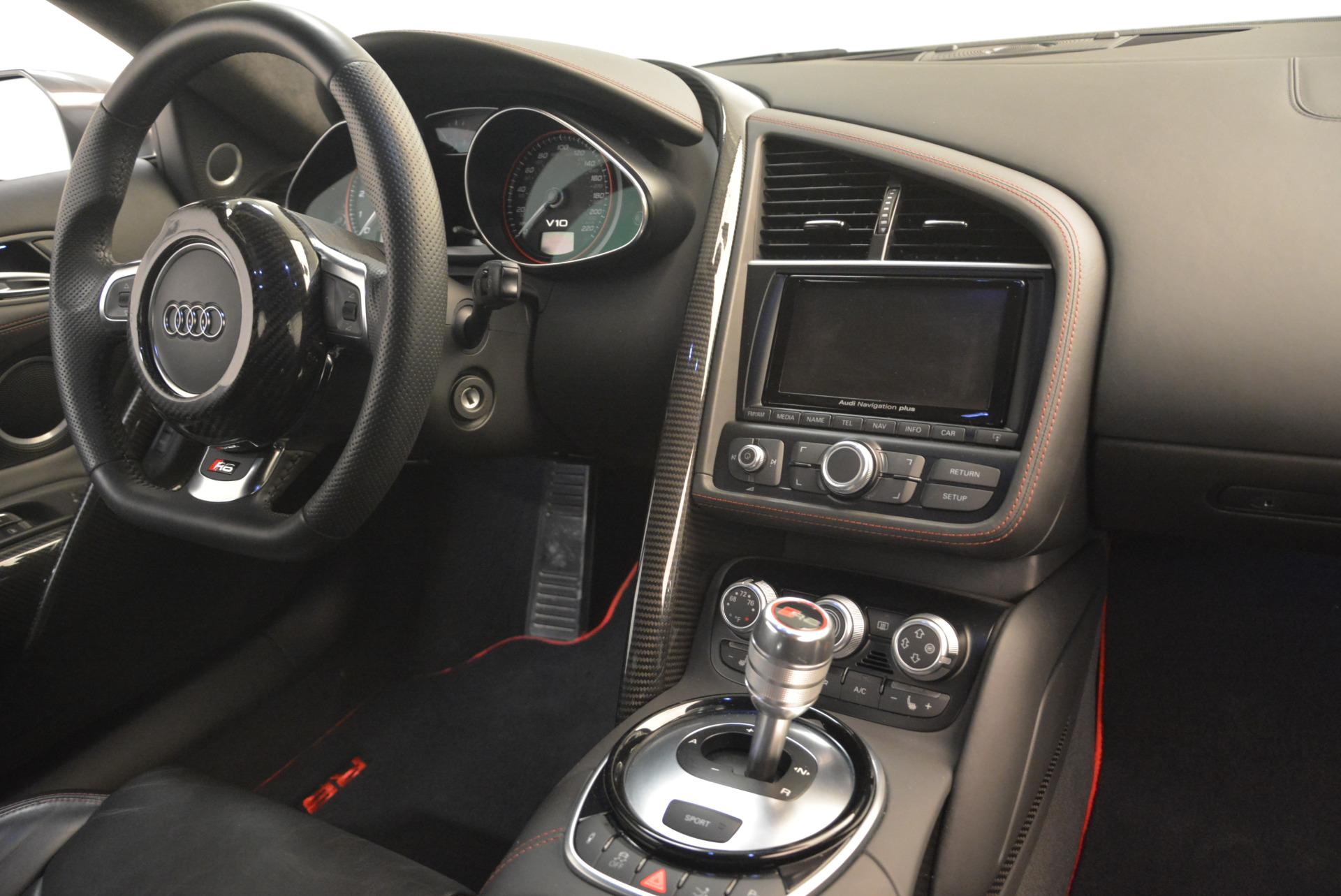Used 2014 Audi R8 5.2 quattro For Sale In Greenwich, CT. Alfa Romeo of Greenwich, 4416A 2147_p20
